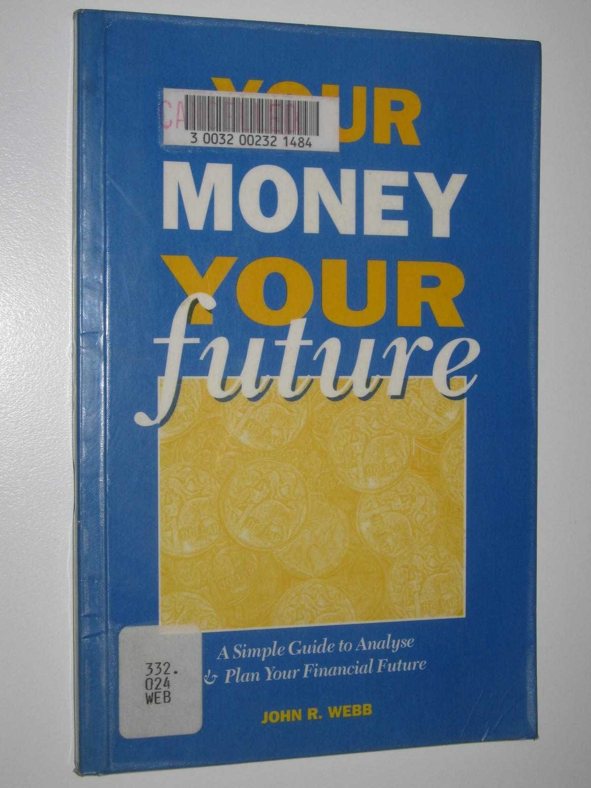 Image for Your Money Your Future