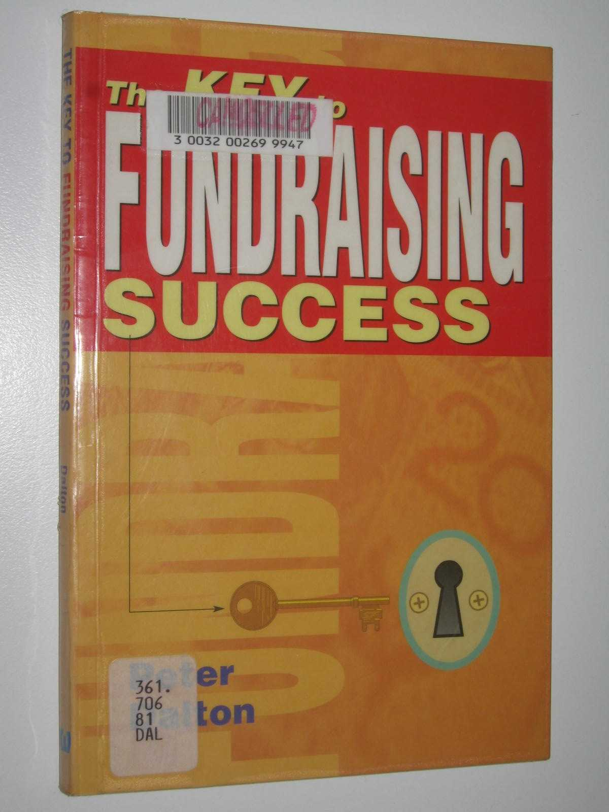 Image for The Key To Fundraising Success