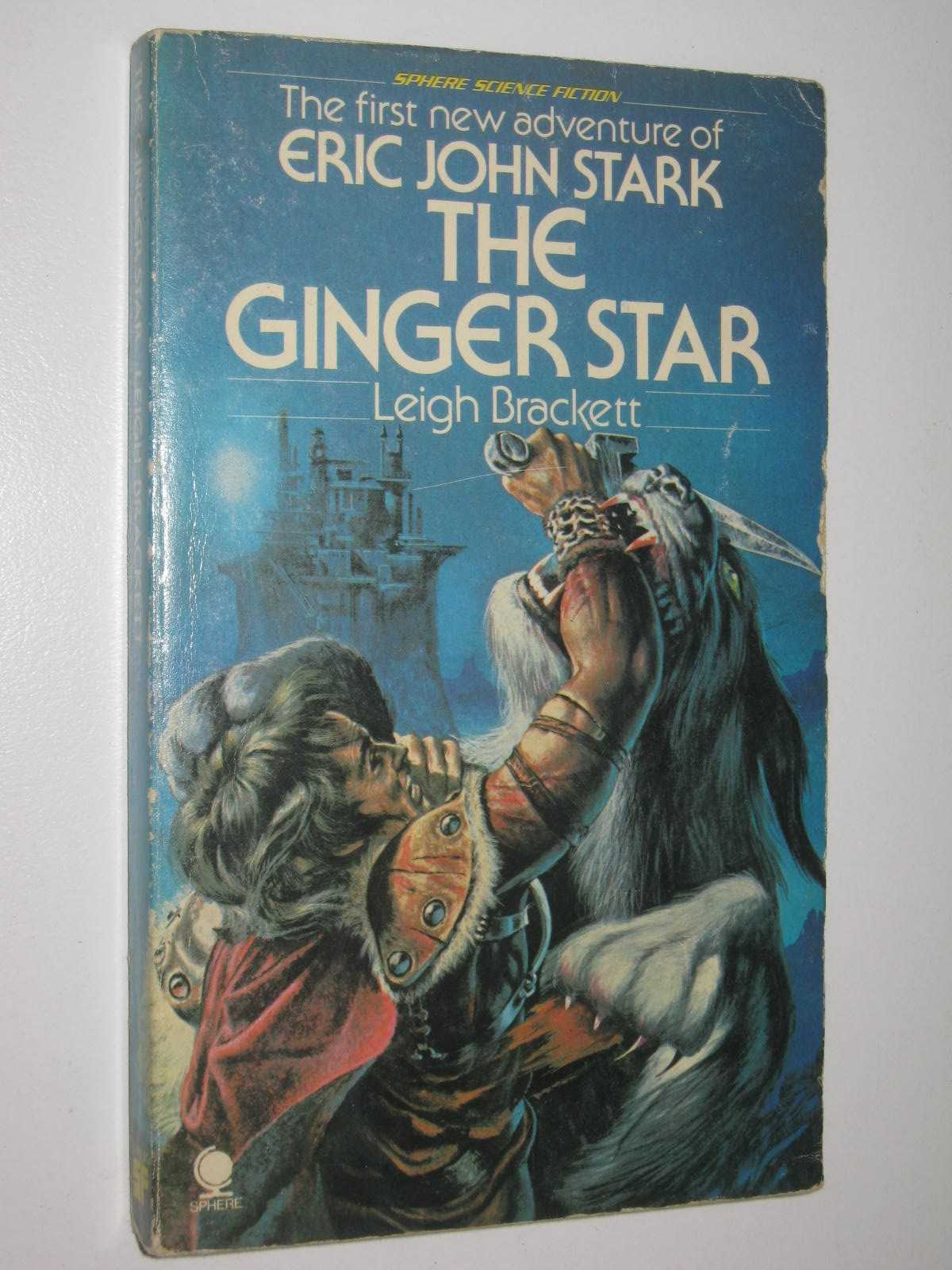 Image for The Ginger Star - Eric John Stark Series