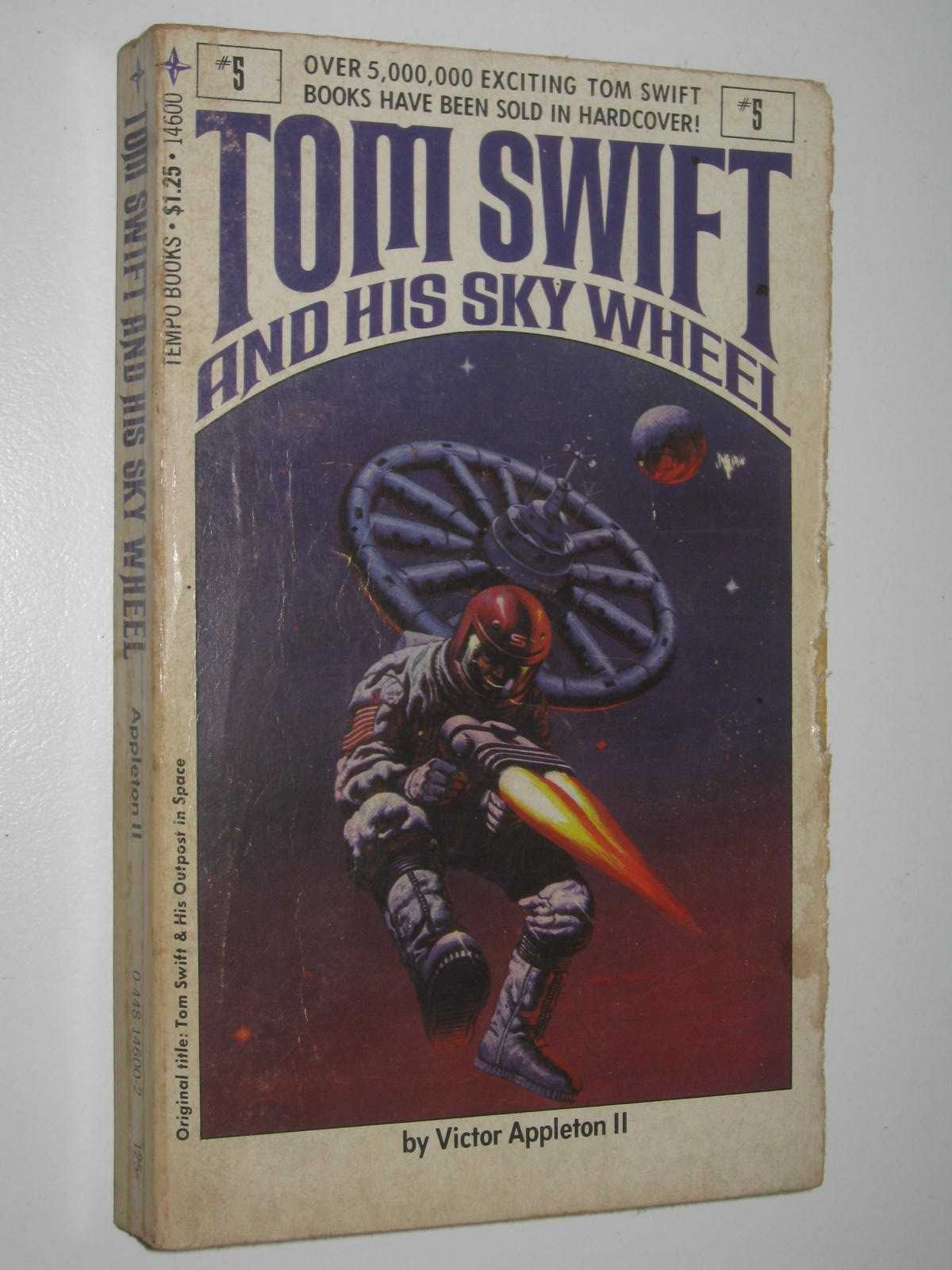 Image for Tom Swift and His Sky Wheel