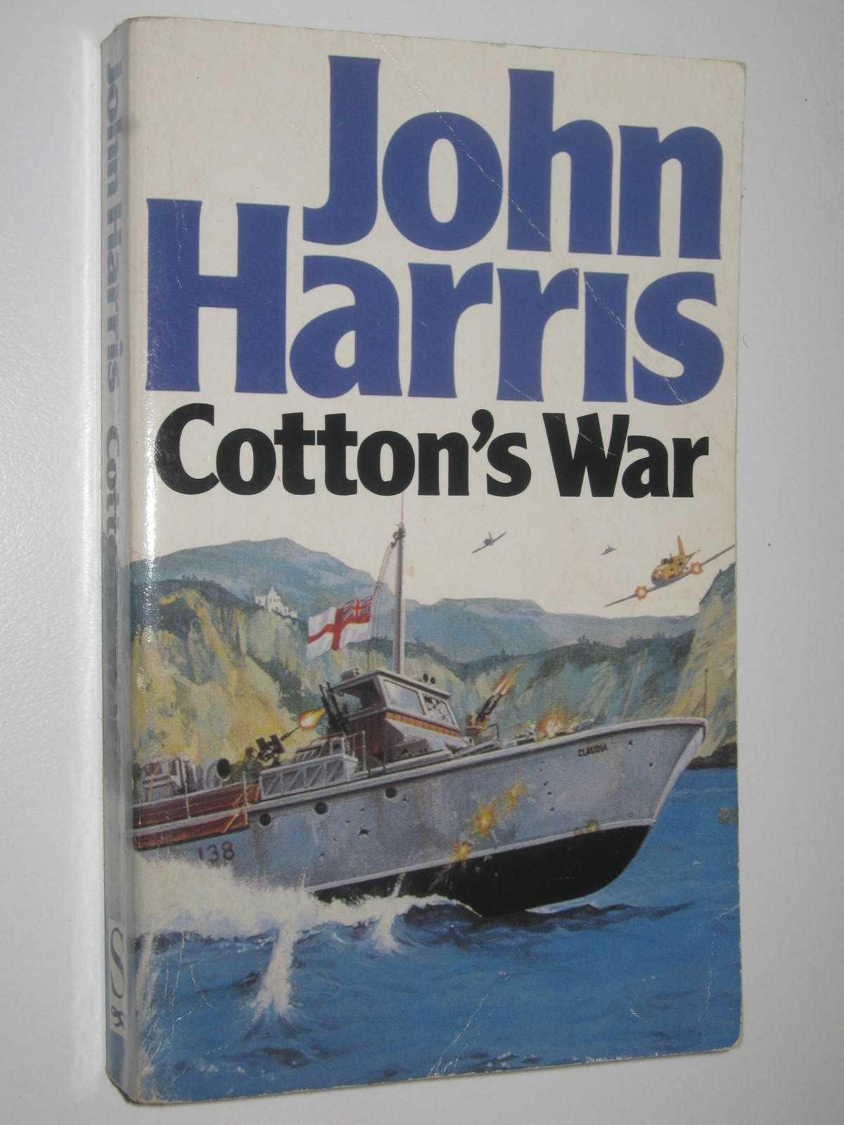 Image for Cotton's War