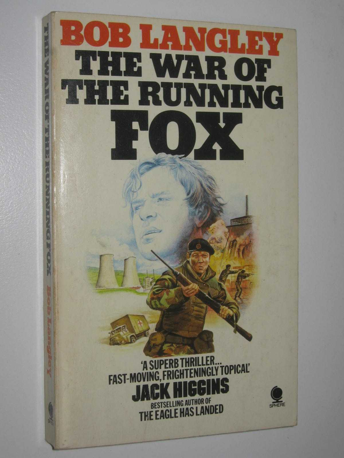 Image for The War of the Running Fox