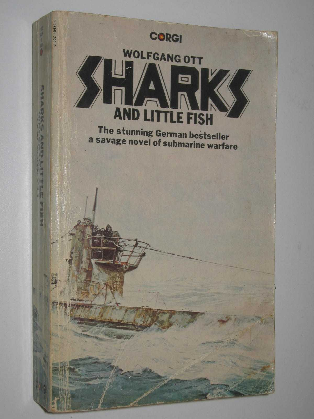 Image for Sharks and Little Fish
