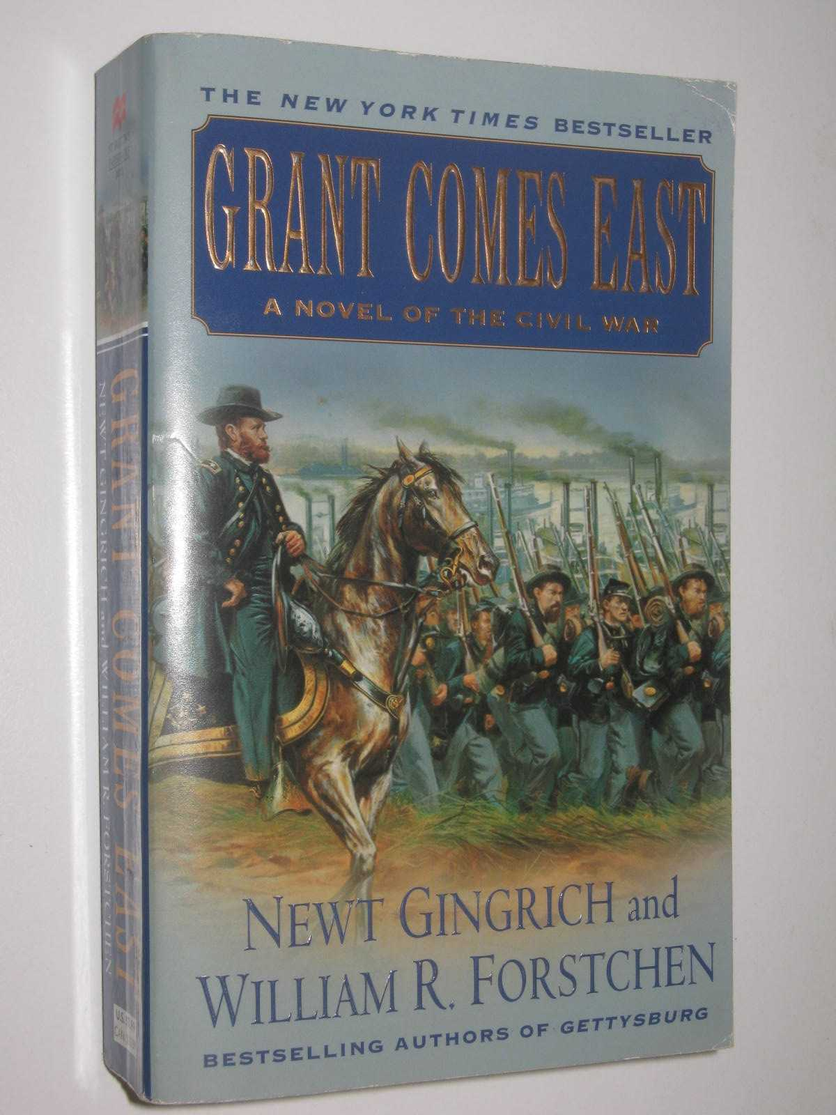 Image for Grant Comes East : A Novel of the Civil War