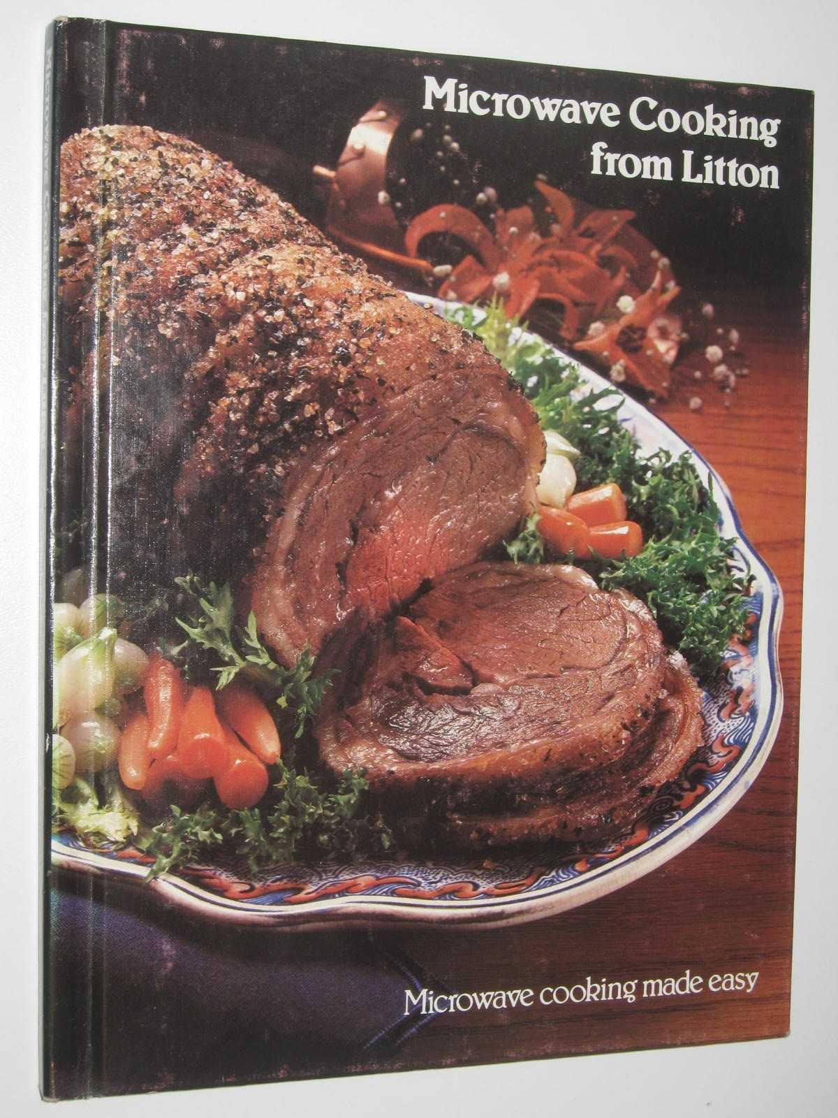 Image for Microwave Cooking From Litton