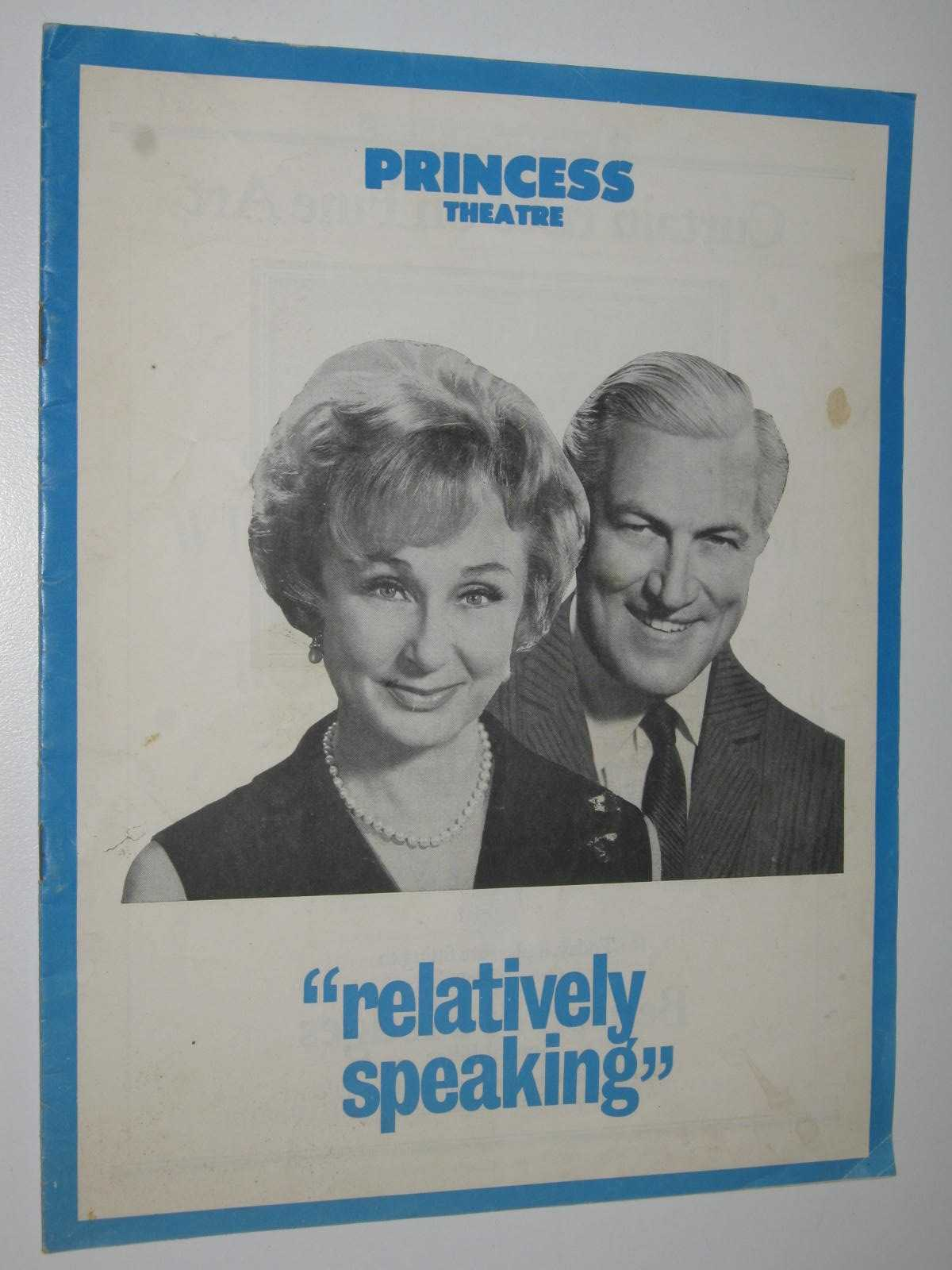 "Image for ""Relatively Speaking"": Princess Theatre"