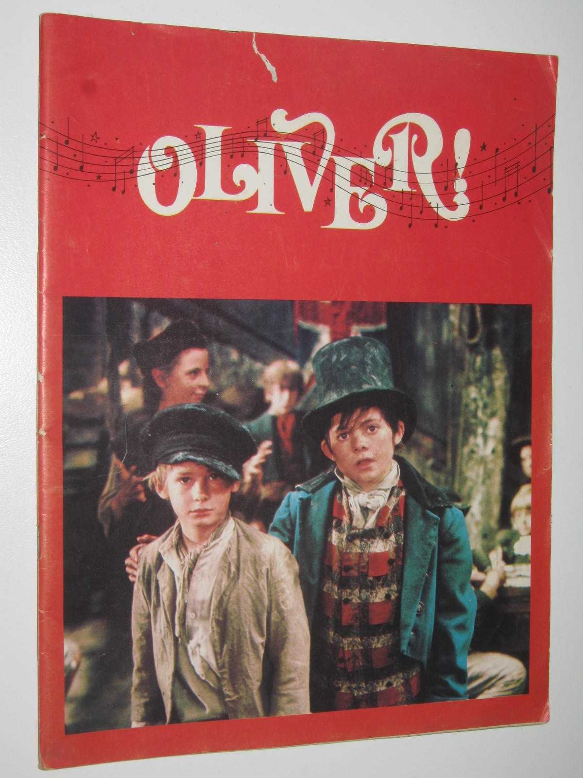 Image for Oliver! : Souvenir Movie Booklet