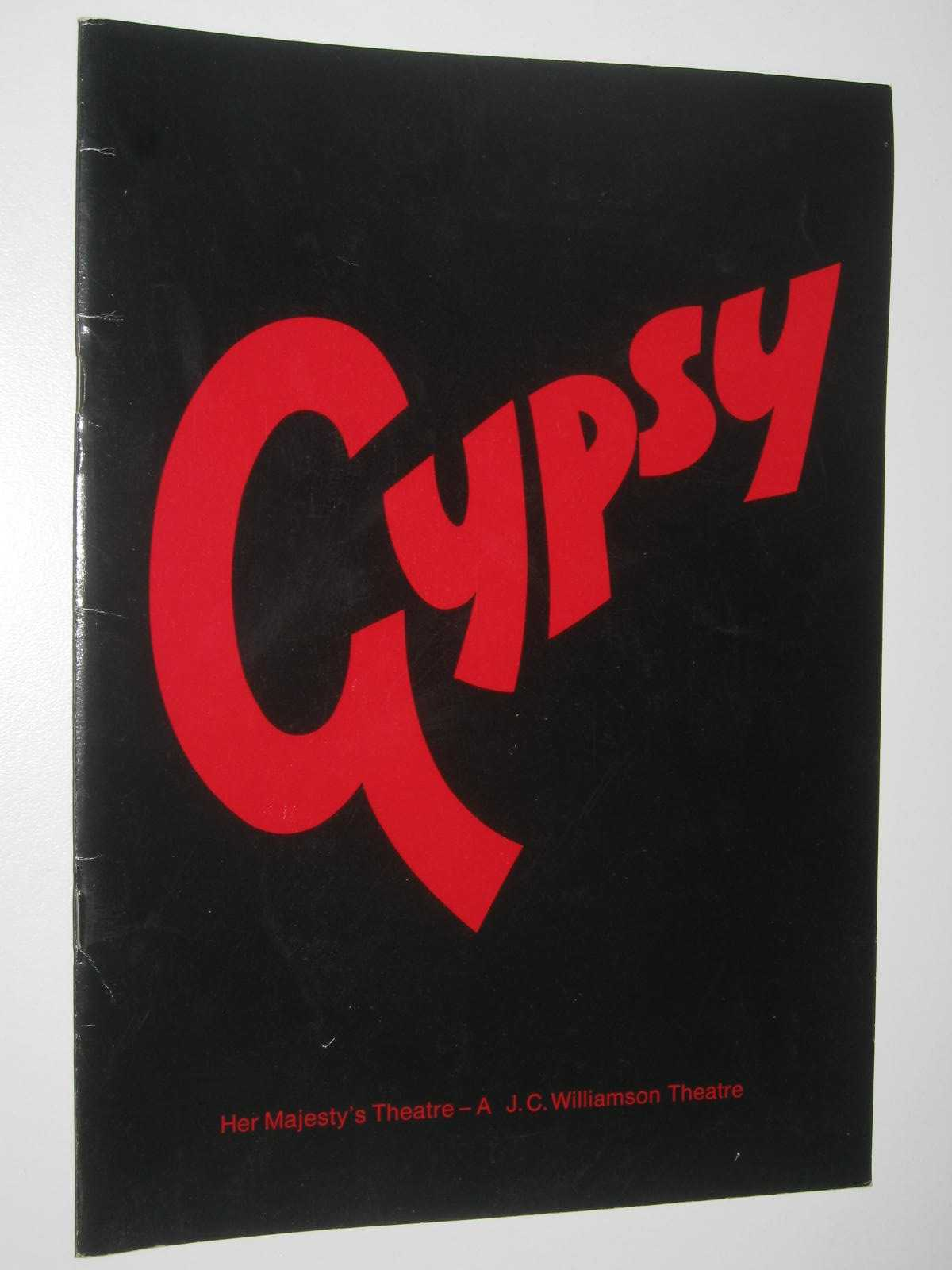 Image for Gypsy : Her Majesty's Theatre Melbourne Program