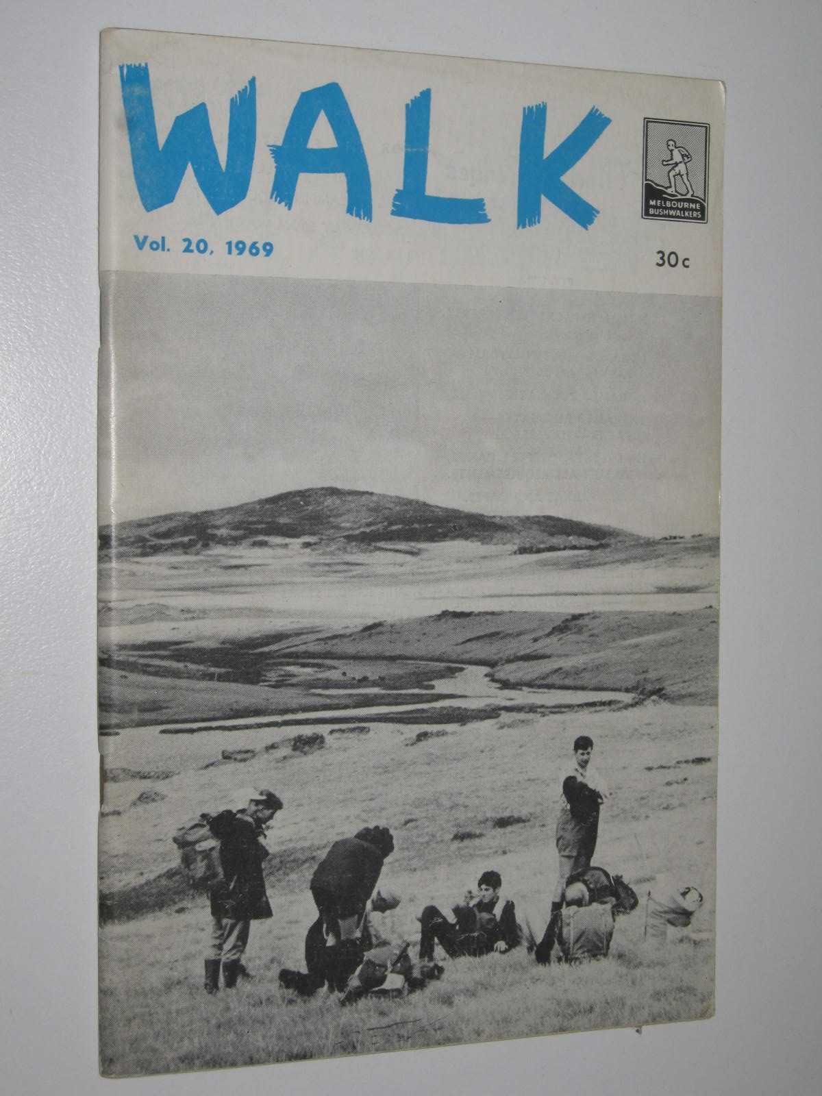 Image for Walk Vol. 20