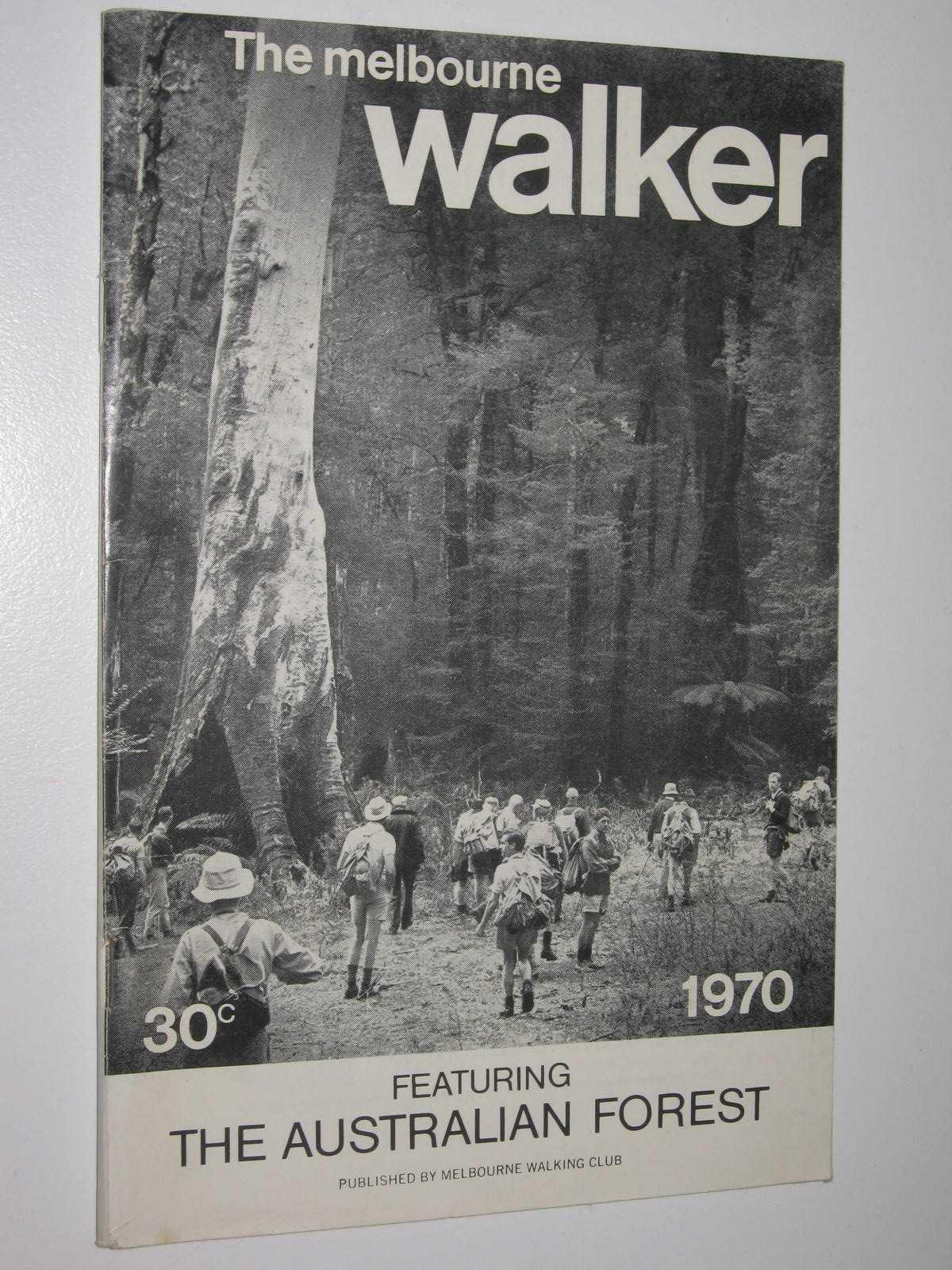 Image for The Melbourne Walker Vol. 41