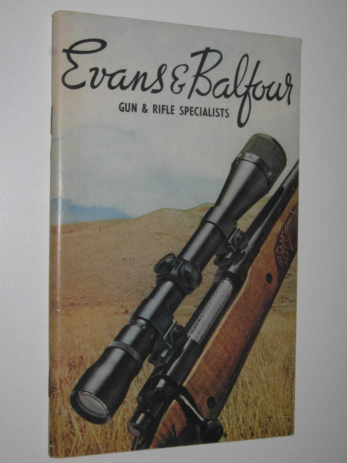 Image for Evans & Balfour Gun and Rifle Specialists