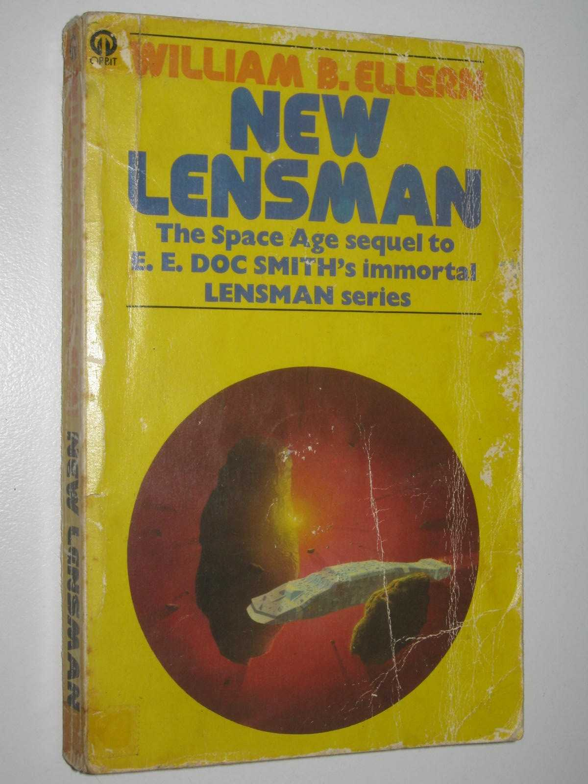 Image for New Lensman - Lensman Series