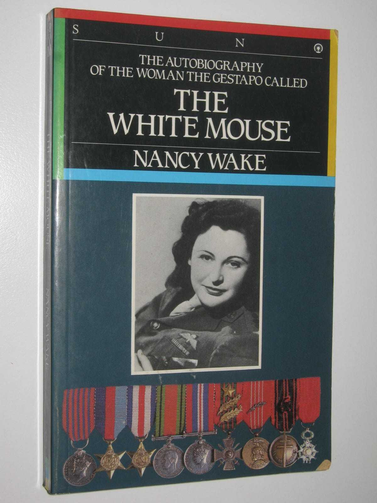 Image for The White Mouse