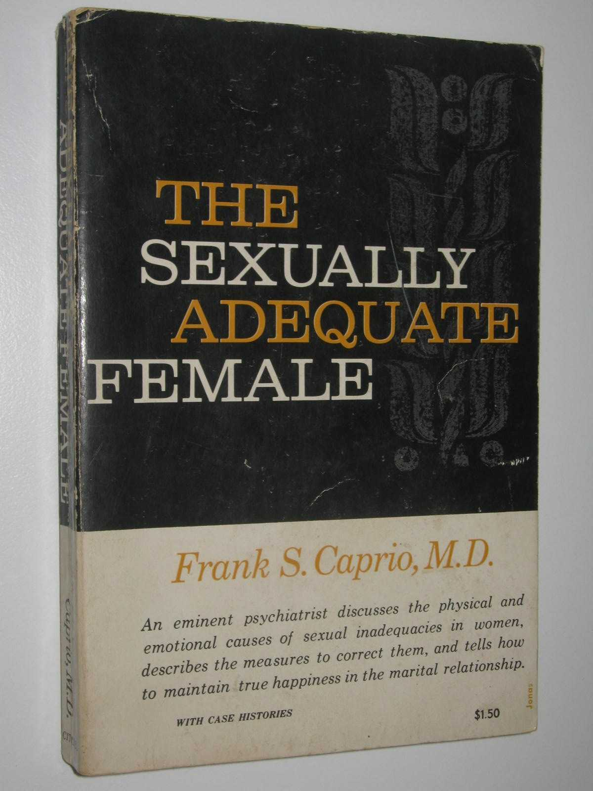 Image for The Sexually Adequate Female