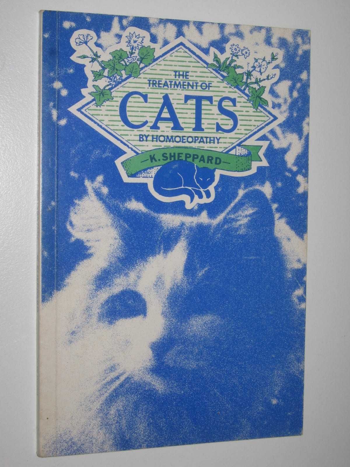 Image for The Treatment of Cats by Homoeopathy