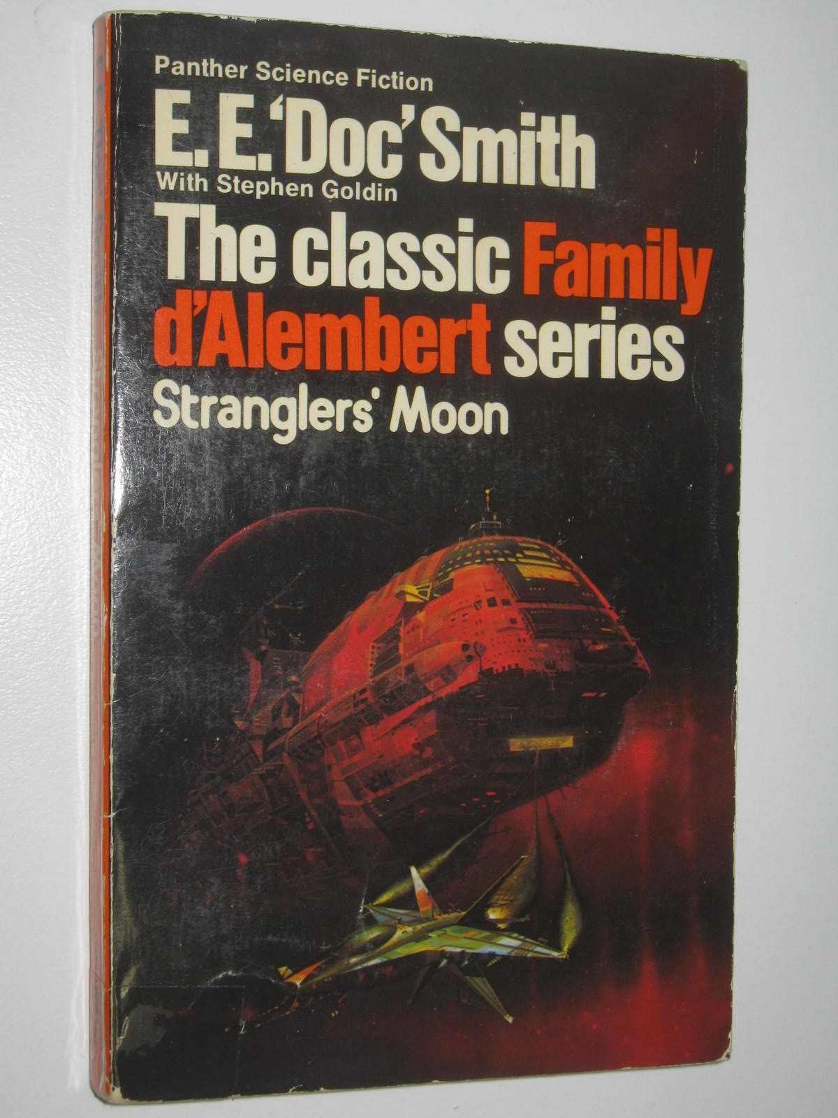 Image for Stranglers' Moon - Family D'alembert Series #2