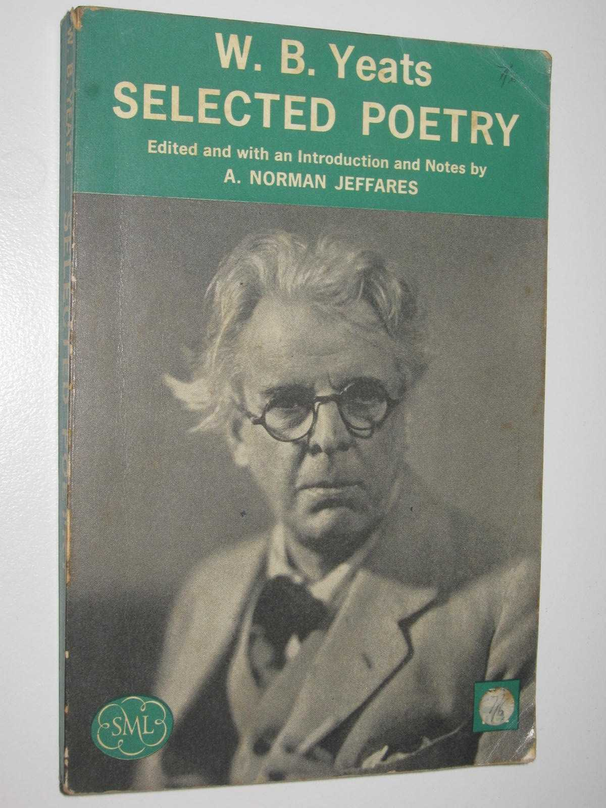 Image for W. B. Yeats Selected Poetry
