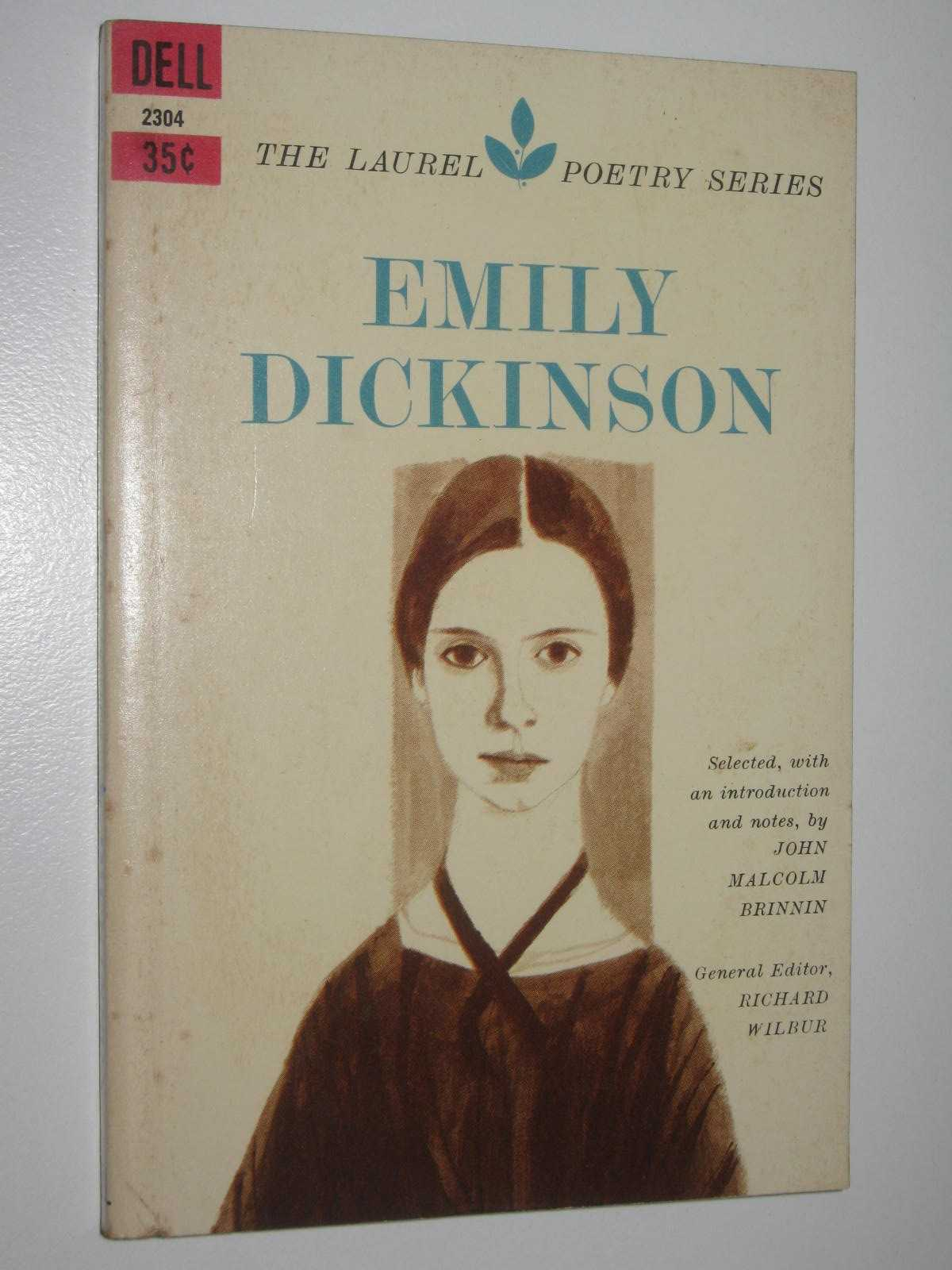Image for Emily Dickinson - Laurel Poetry Series