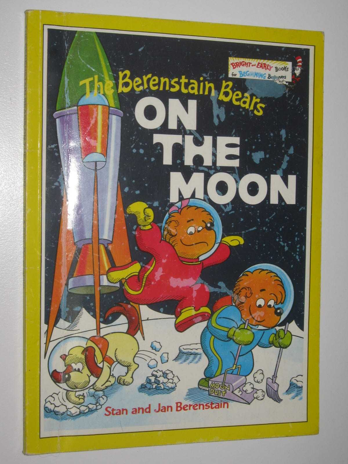 Image for The Berenstain Bears on the Moon - Bright and Early Books