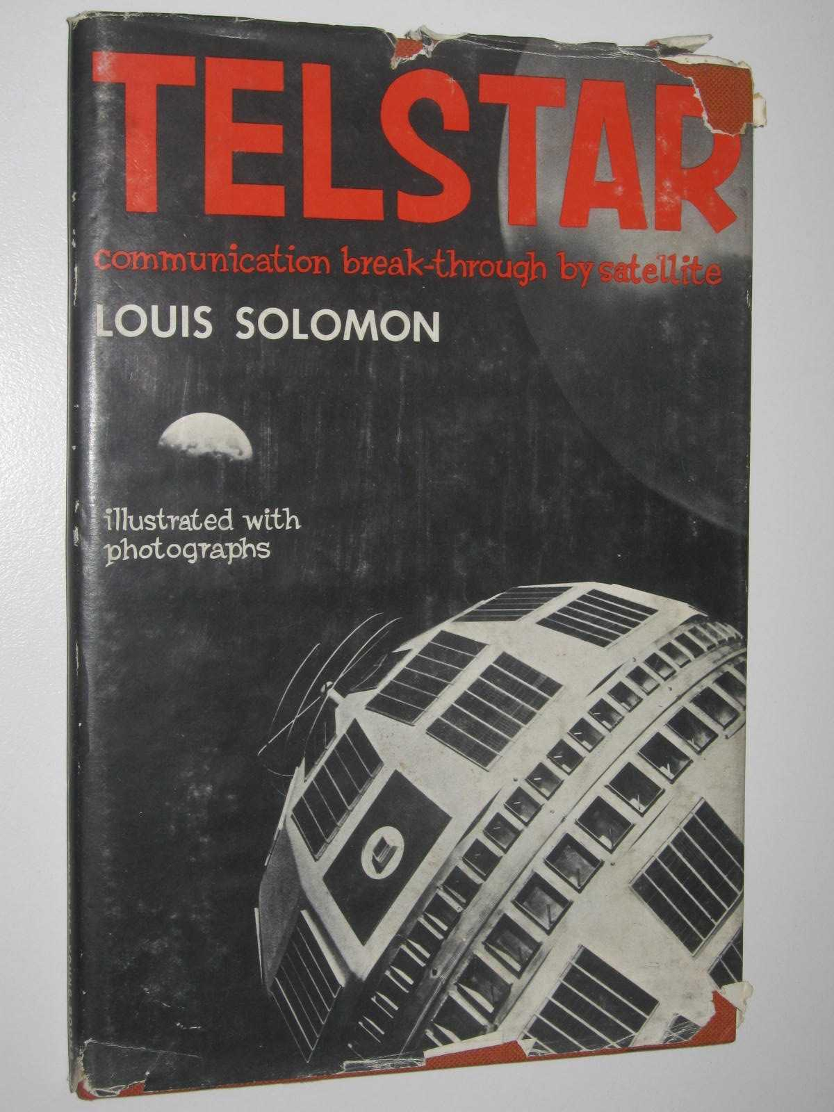 Image for Telstar : Communication Break-through by Satellite