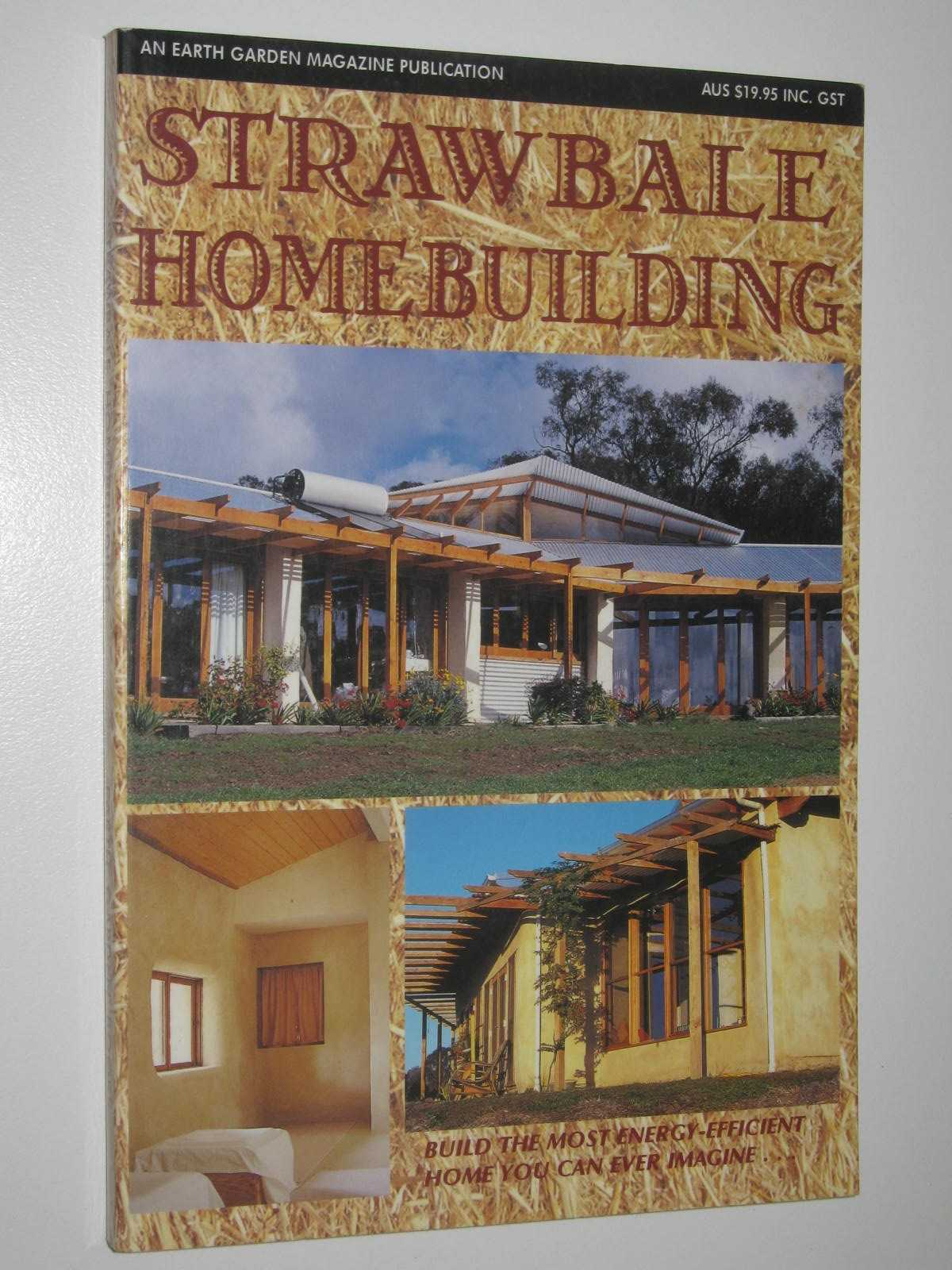 Image for Strawbale Homebuilding