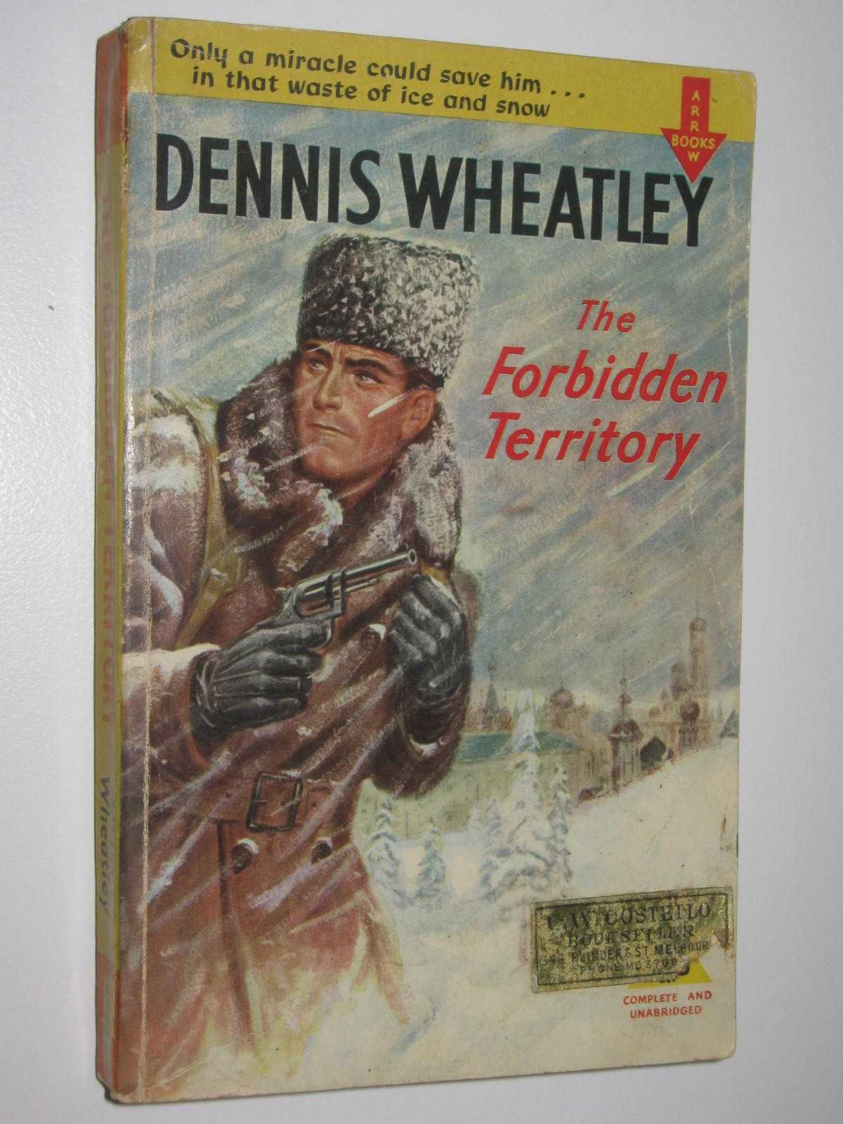 Image for The Forbidden Territory - Duke De Richleau Series #1
