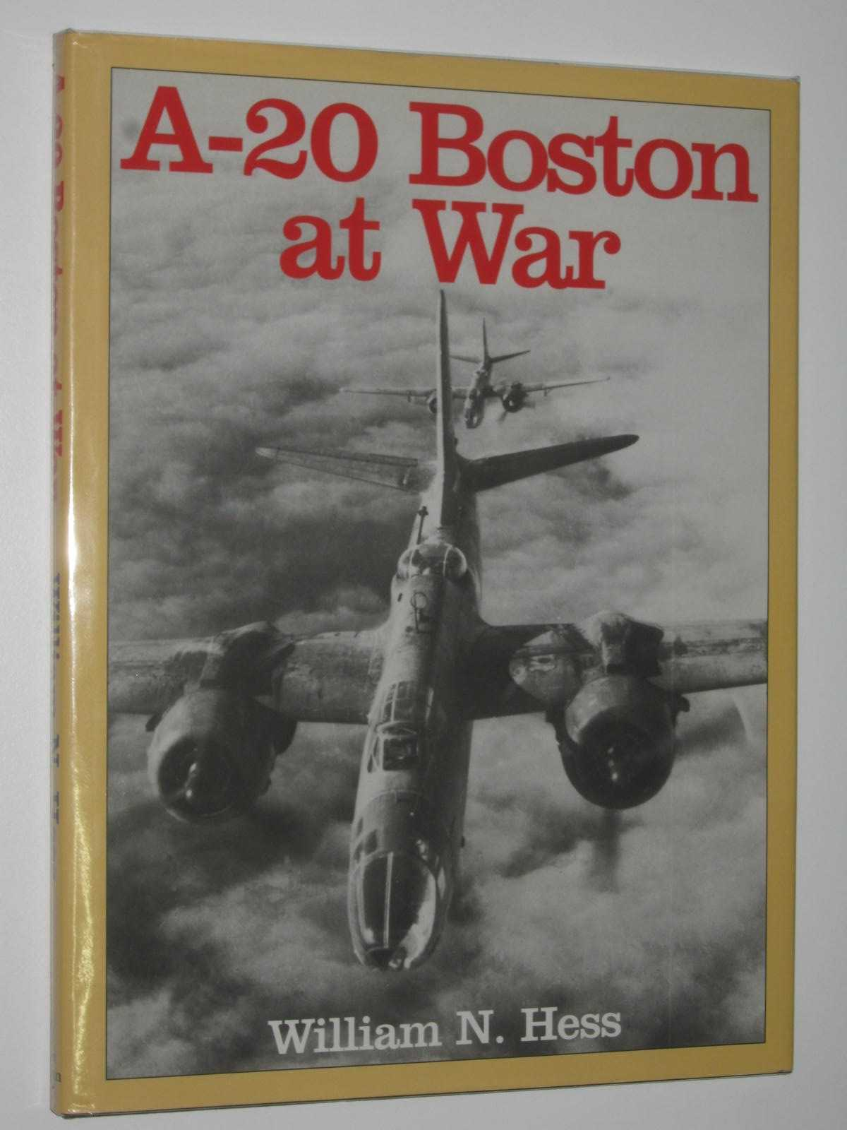 Image for A-20 Boston at War