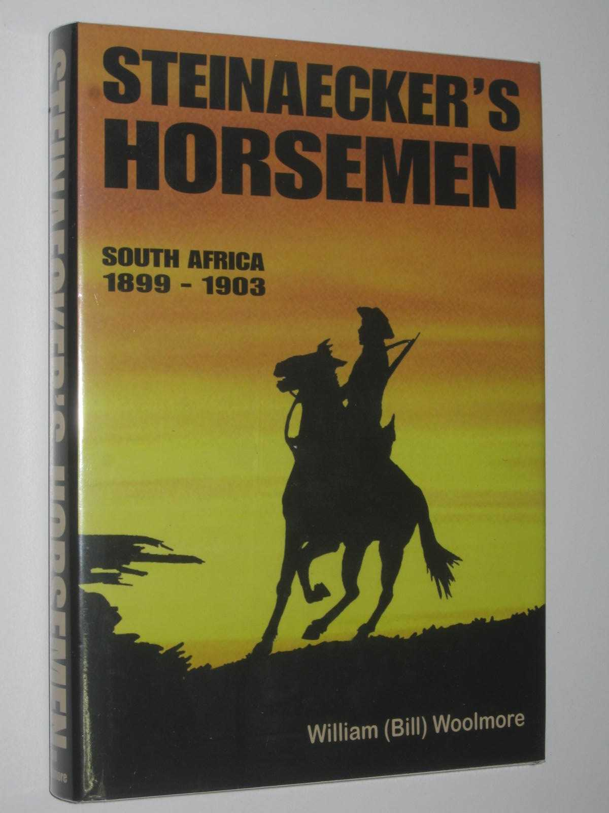 Image for Steinaecker's Horsemen : South Africa 1899-1903