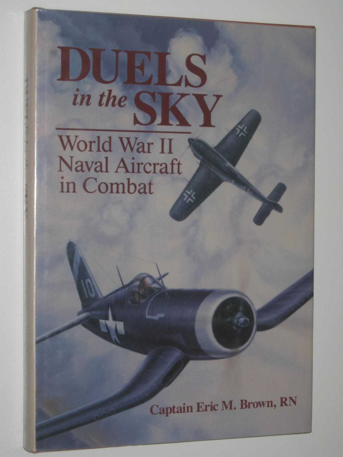 Image for Duels in the Sky : World War II Naval Aircraft in Combat