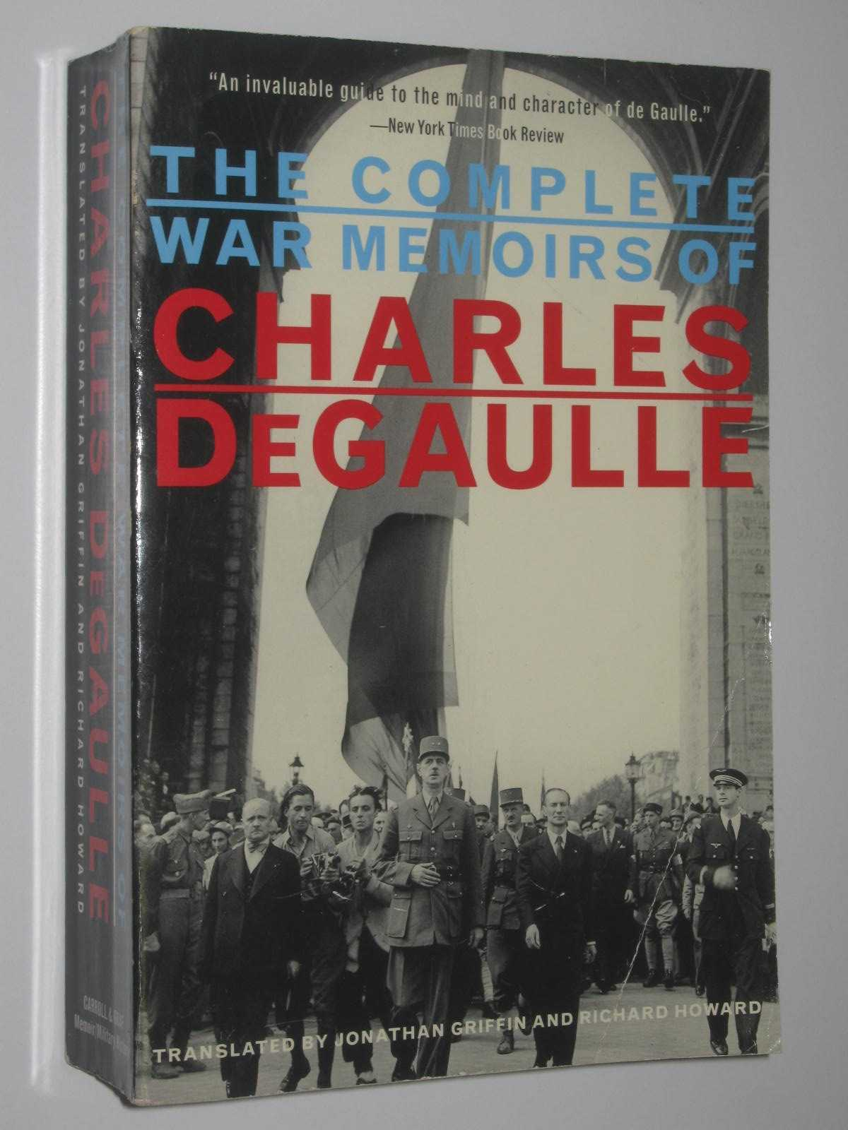 Image for The Complete War Memoirs of Charles De Gaulle