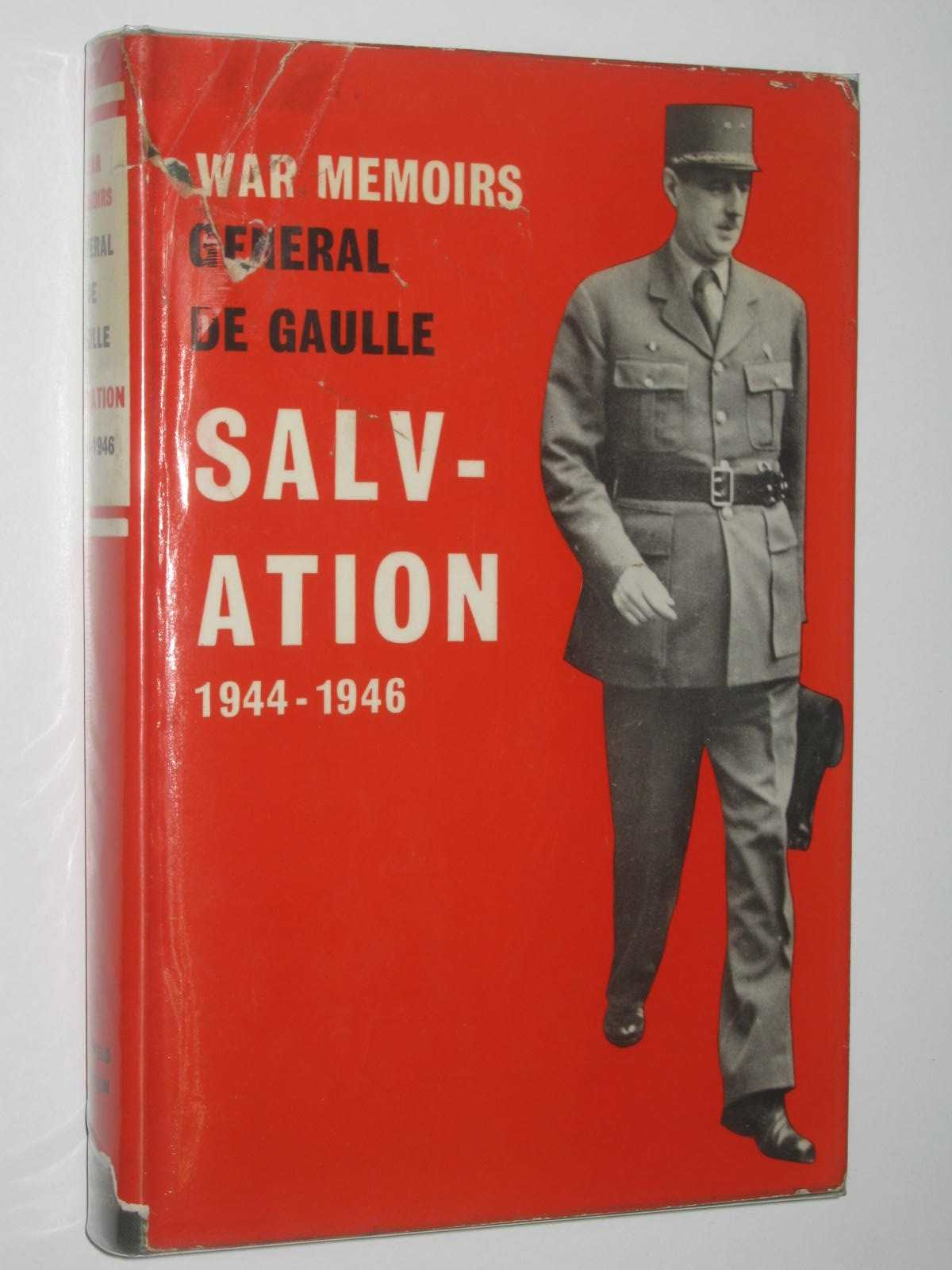 Image for War Memoirs: Salvation 1944-1946