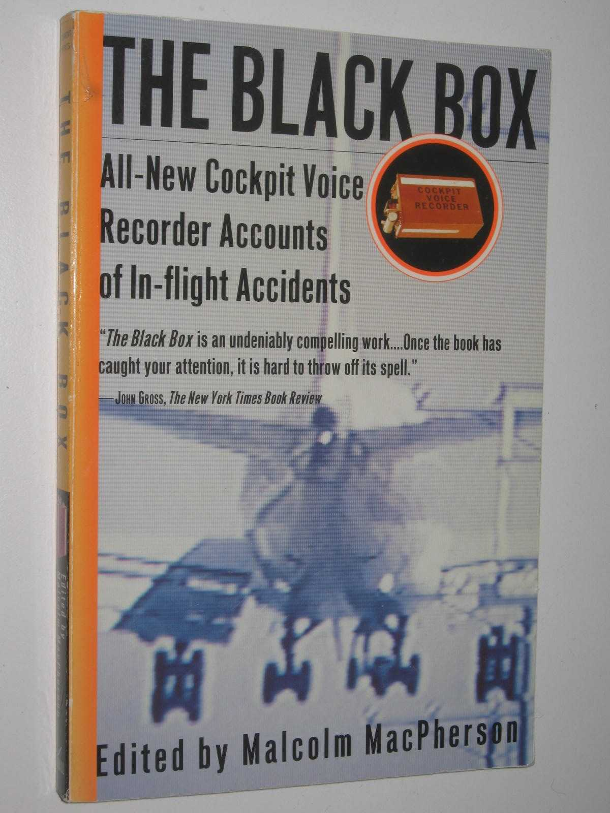 Image for The Black Box : All-New Cockpit Voice Recorder Accounts of In-Flight Accidents