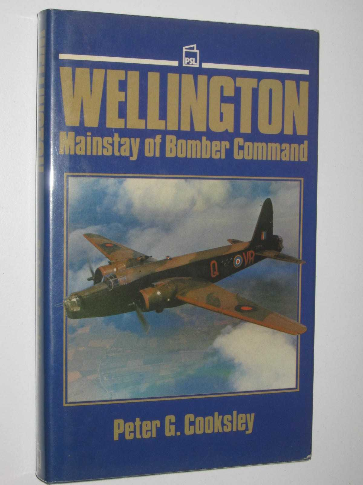 Image for Wellington : Mainstay of Bomber Command