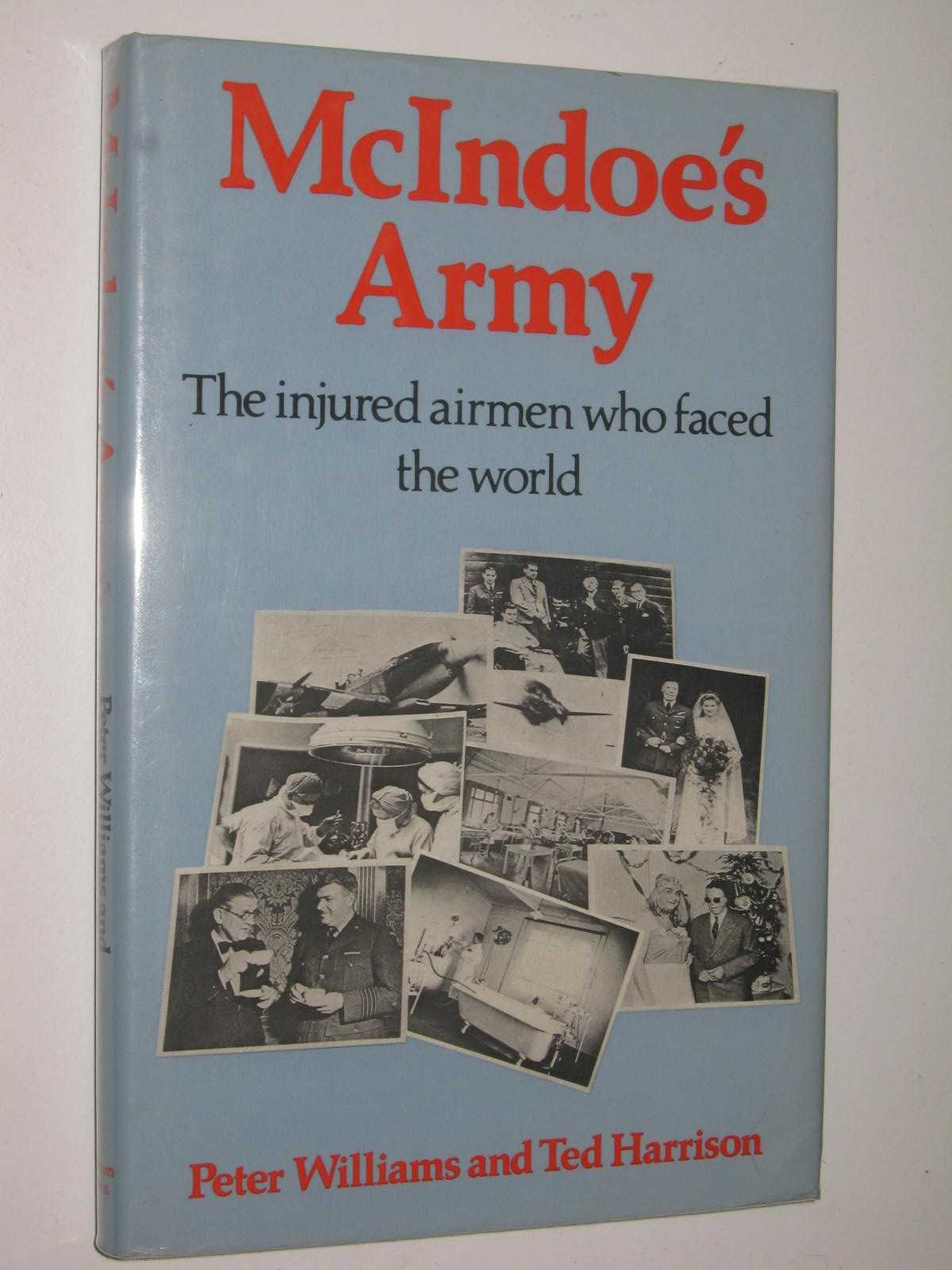 Image for McIndoe's Army : The Injured Airmen Who Faced the World
