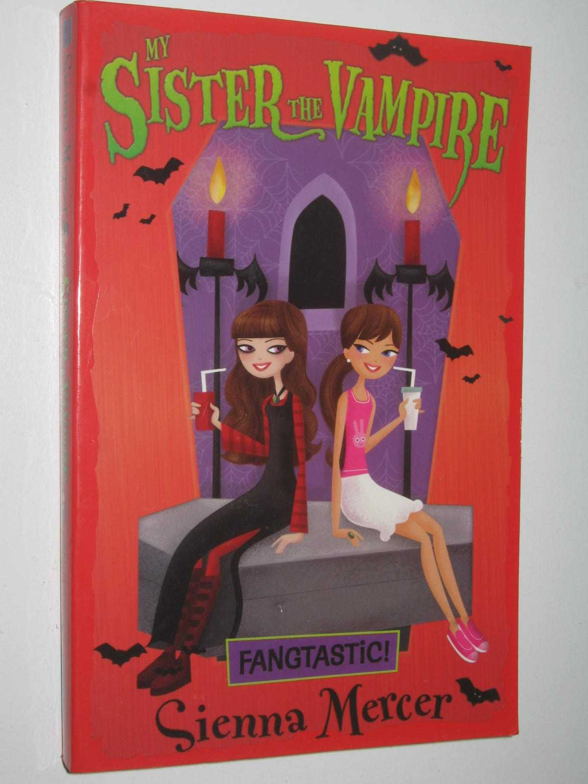 Image for Fangtastic! - My Sister the Vampire Series #2
