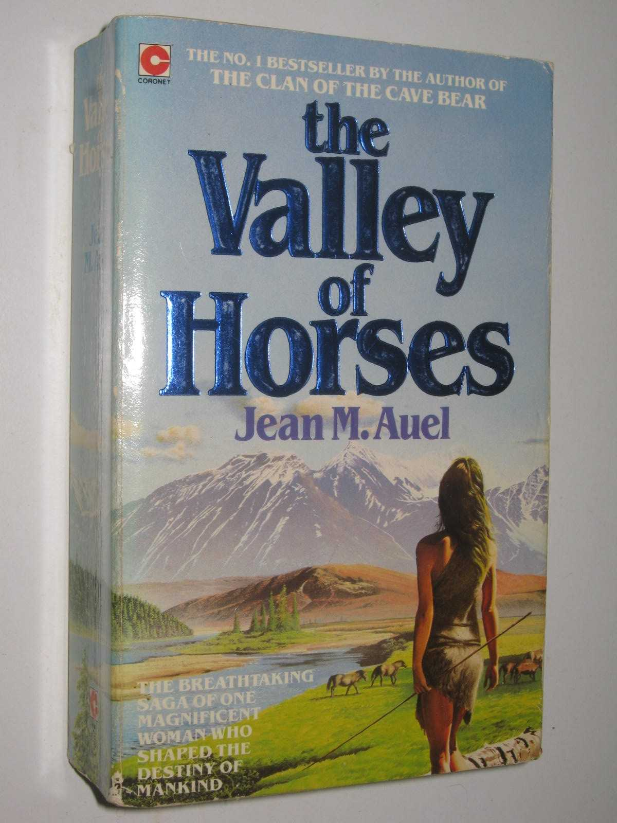 Image for The Valley of Horses - Earth's Children Series #2