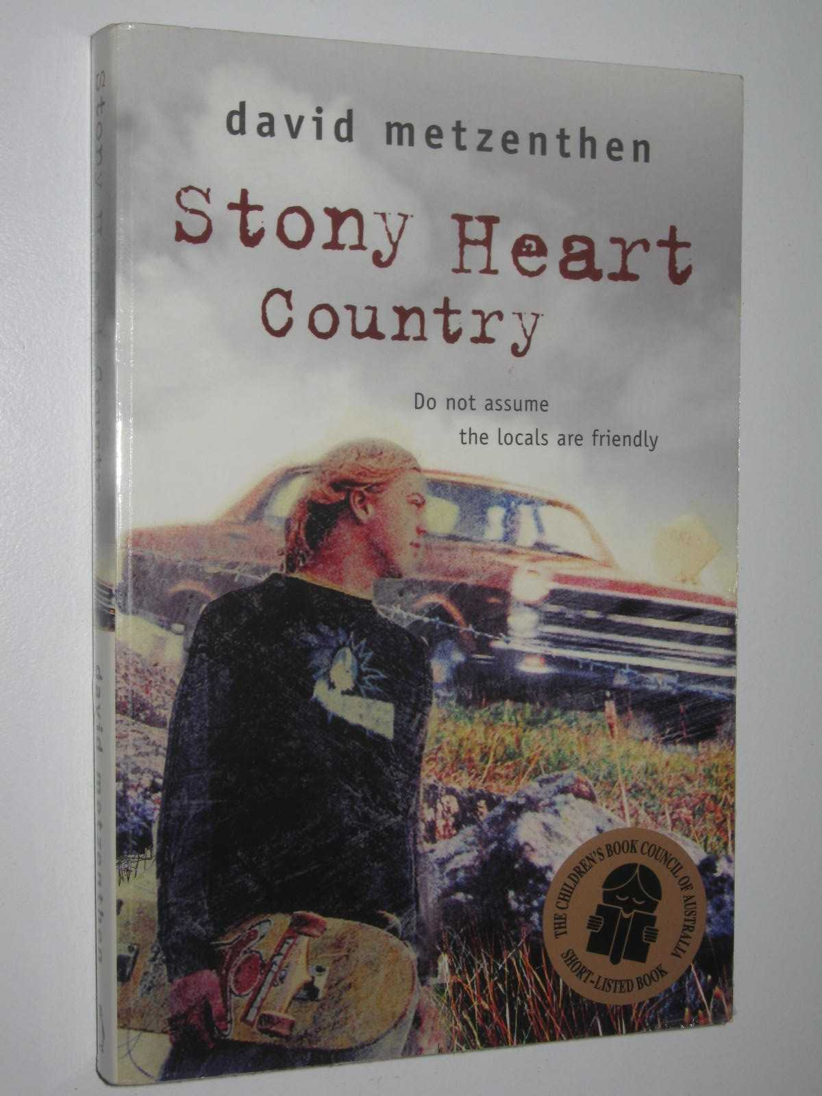 Image for Stony Heart Country