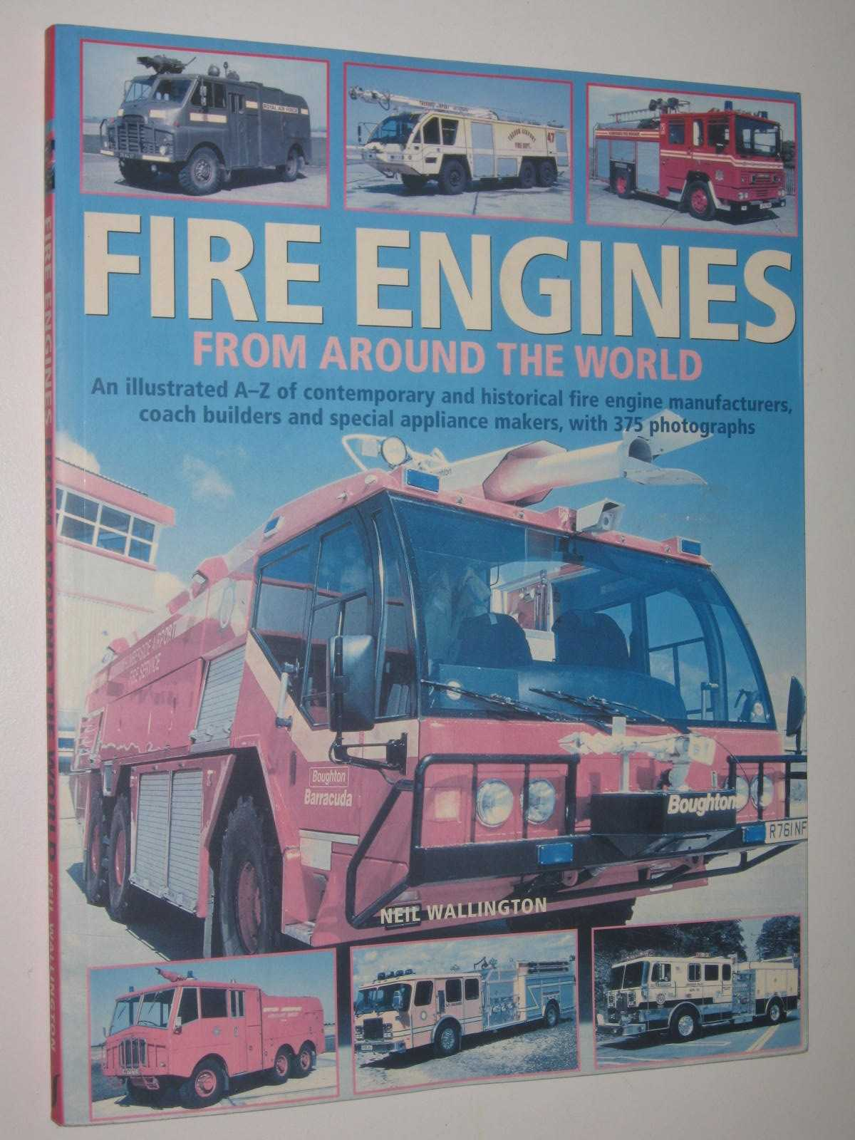 Image for Fire Engines from Around the World