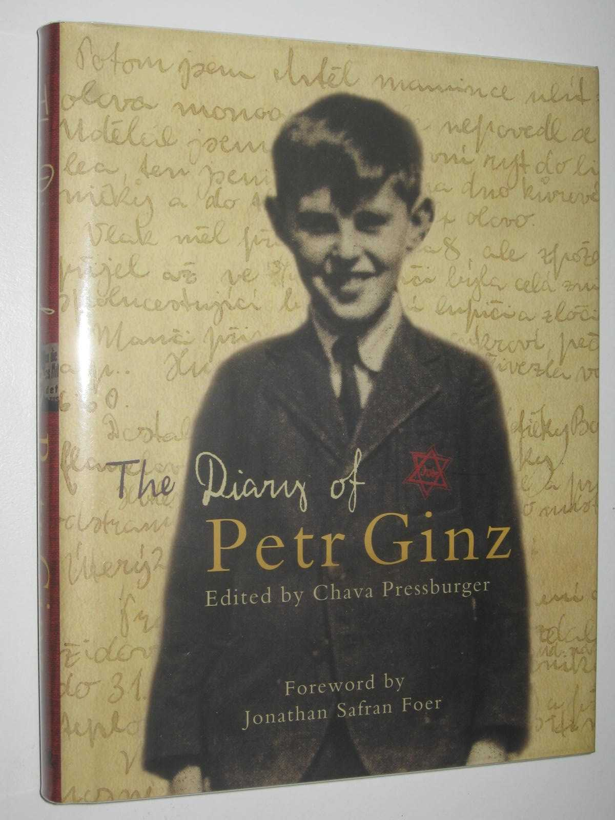 Image for The Diary Of Petr Ginz
