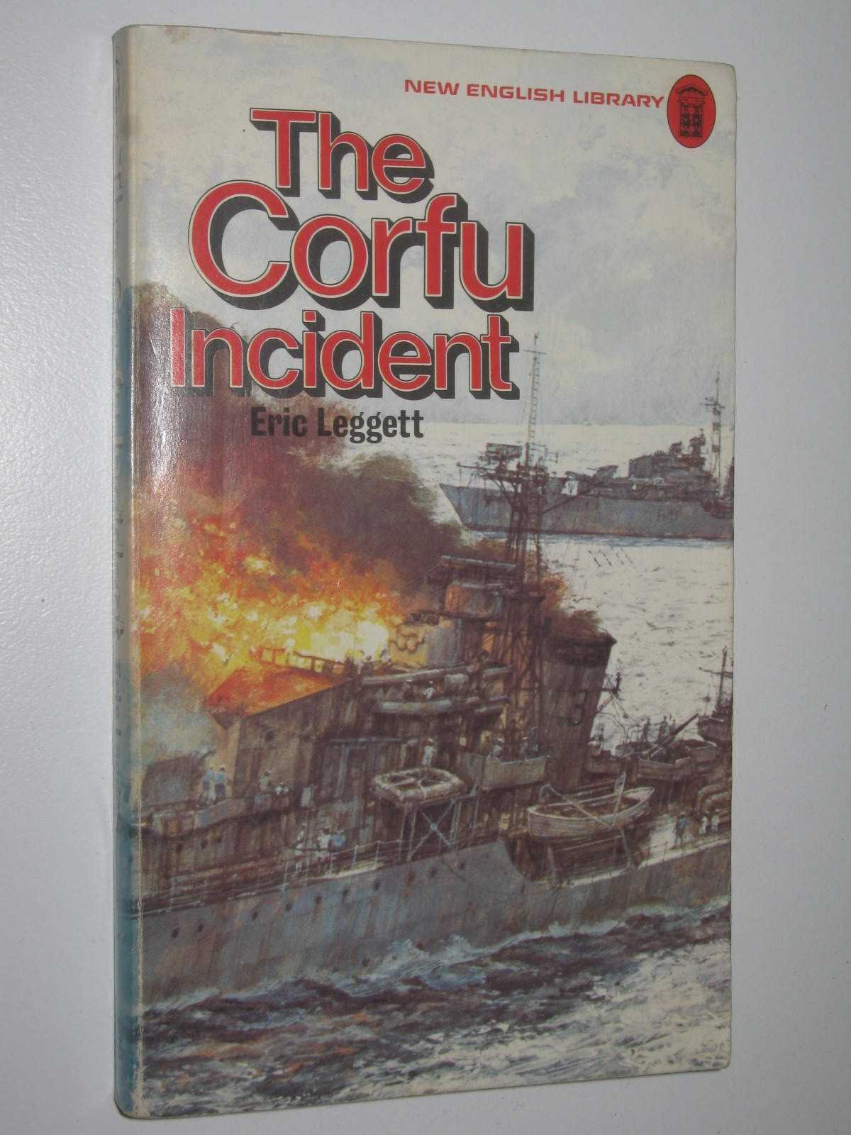 Image for The Corfu Incident