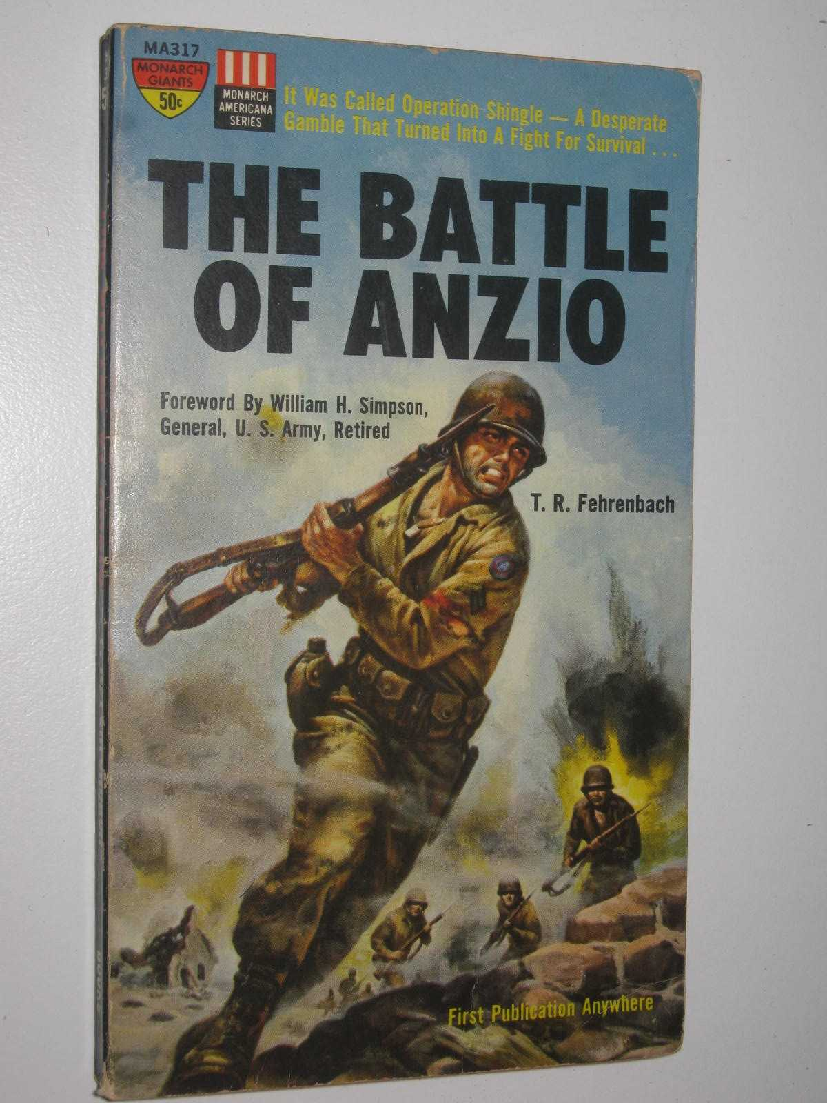 Image for The Battle of Anzio