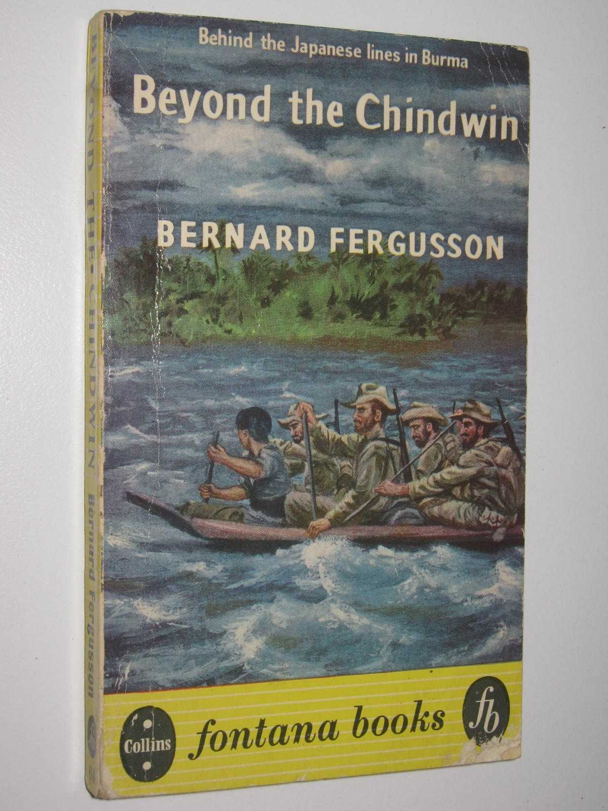 Image for Beyond the Chindwin