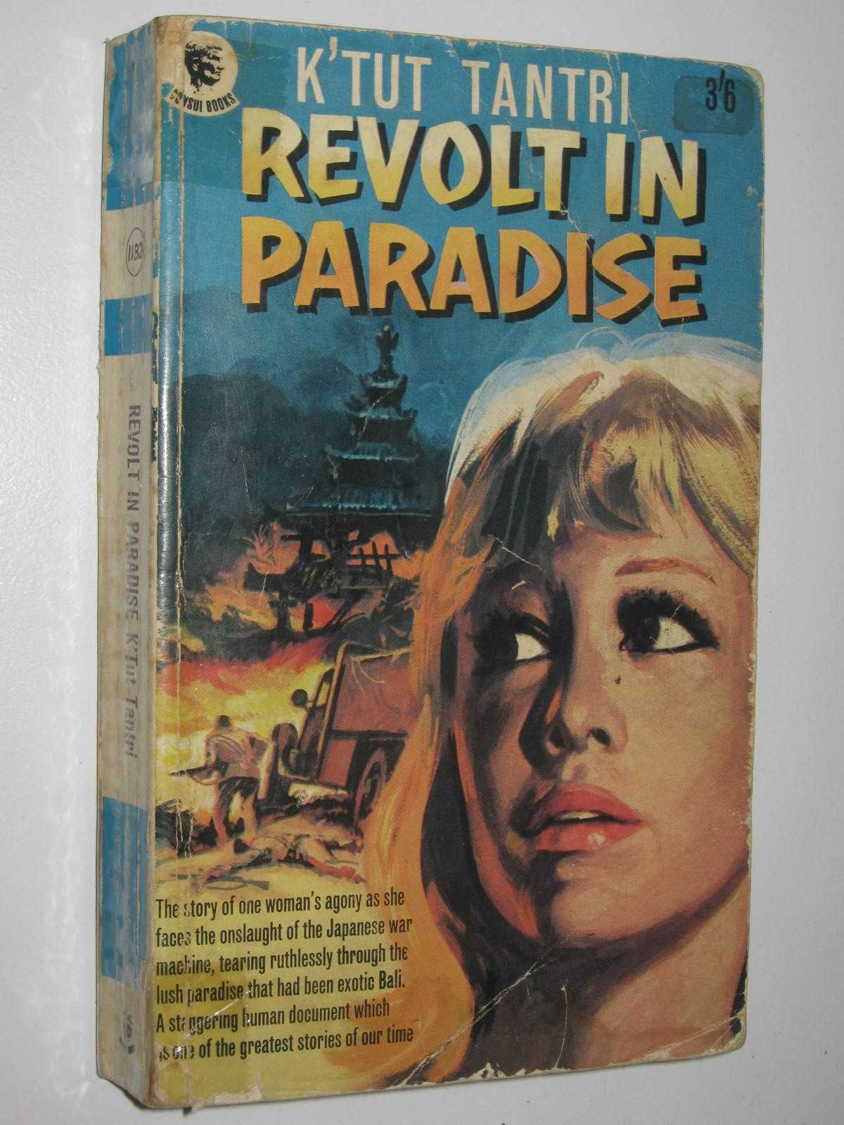 Image for Revolt in Paradise