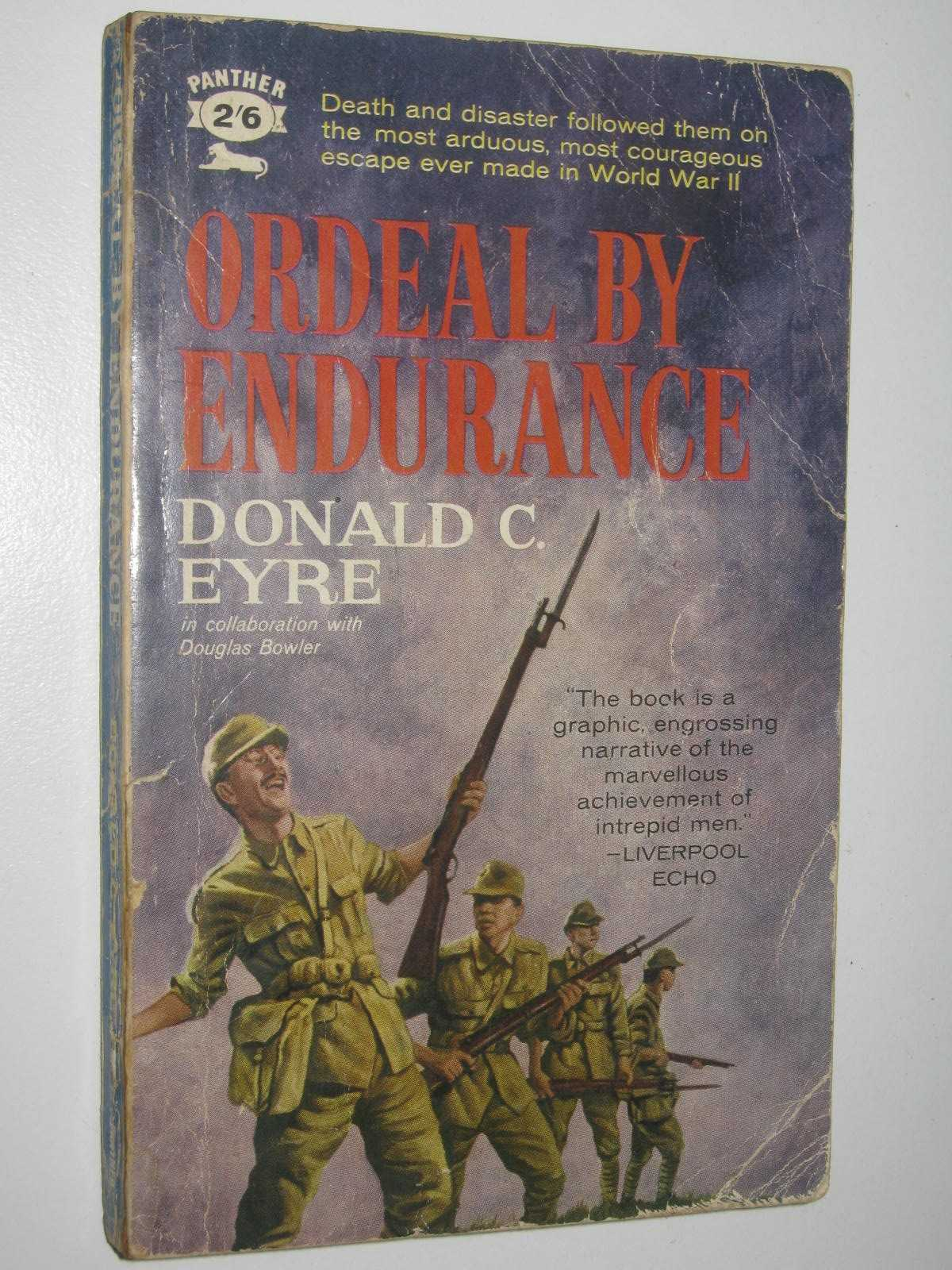 Image for Ordeal by Endurance