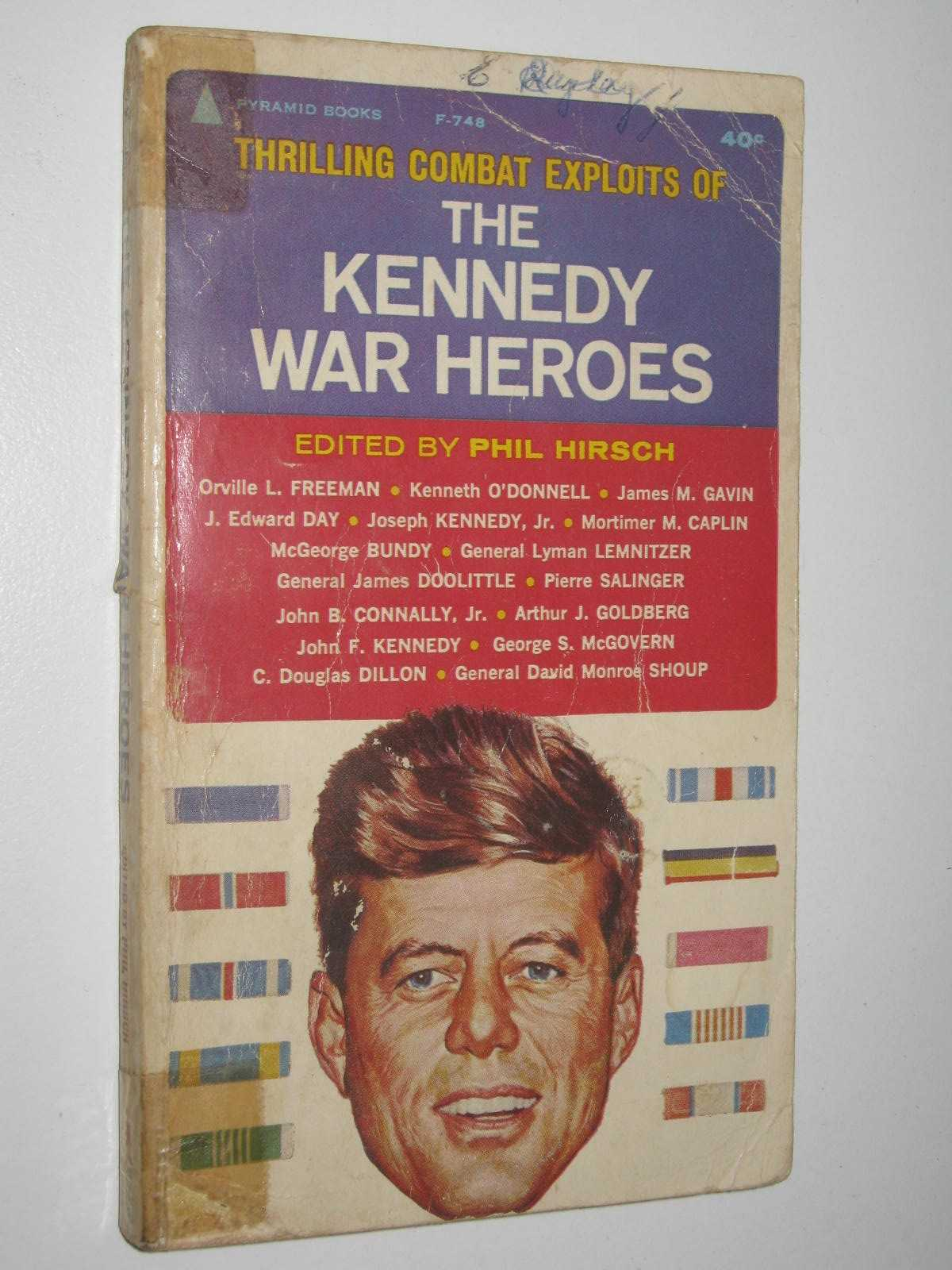 Image for The Kennedy War Heroes