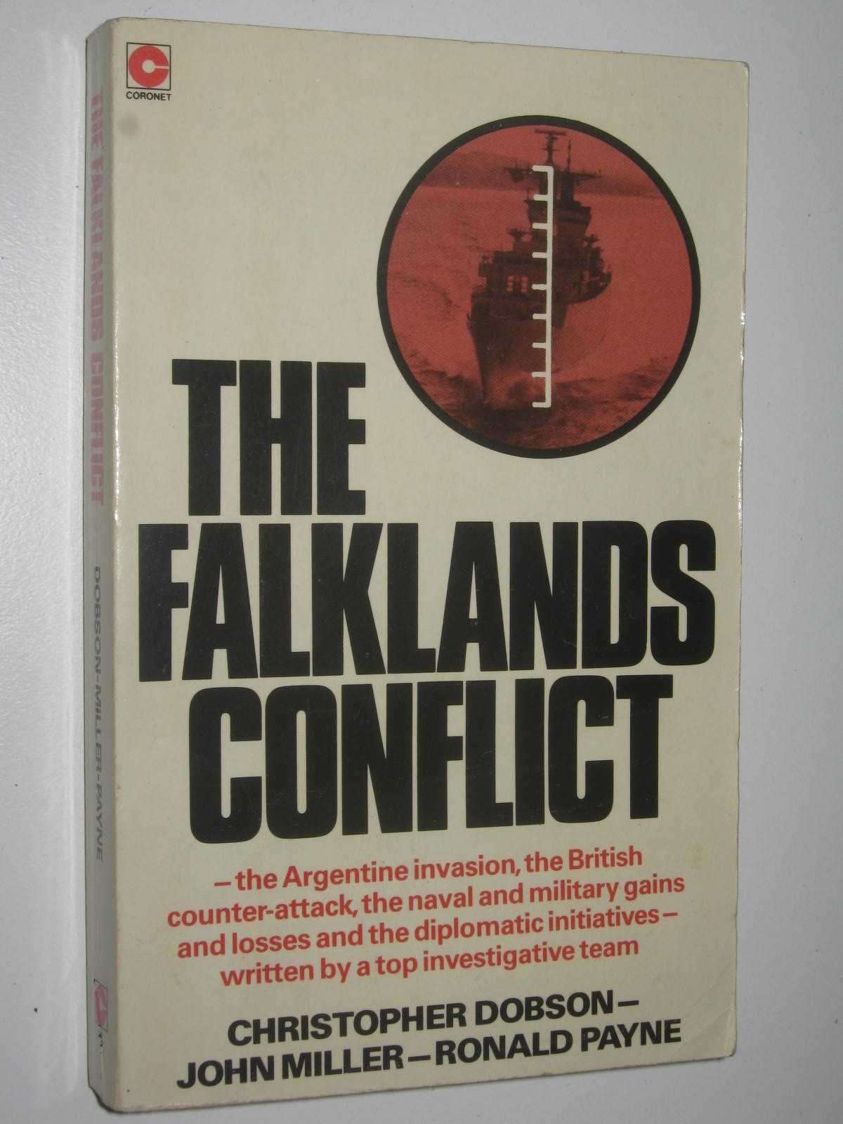 Image for The Falklands Conflict