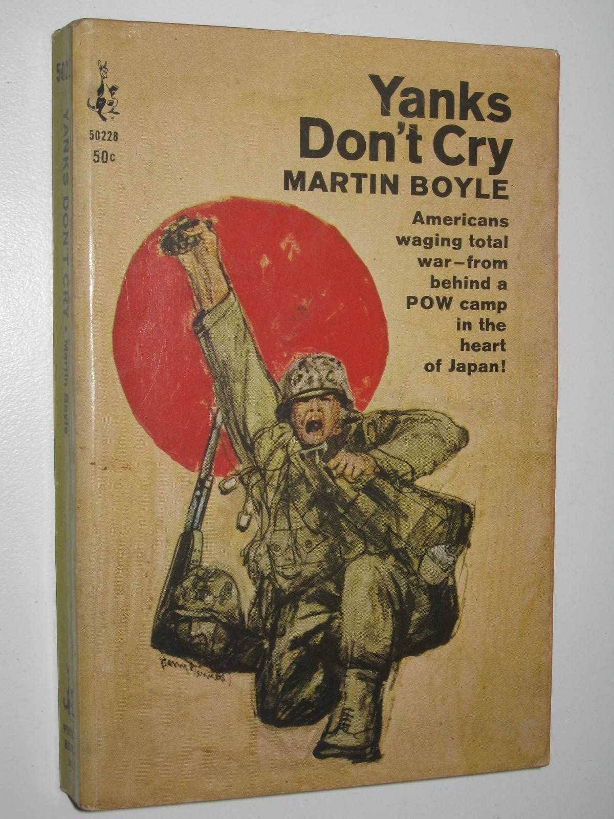 Image for Yanks Don't Cry