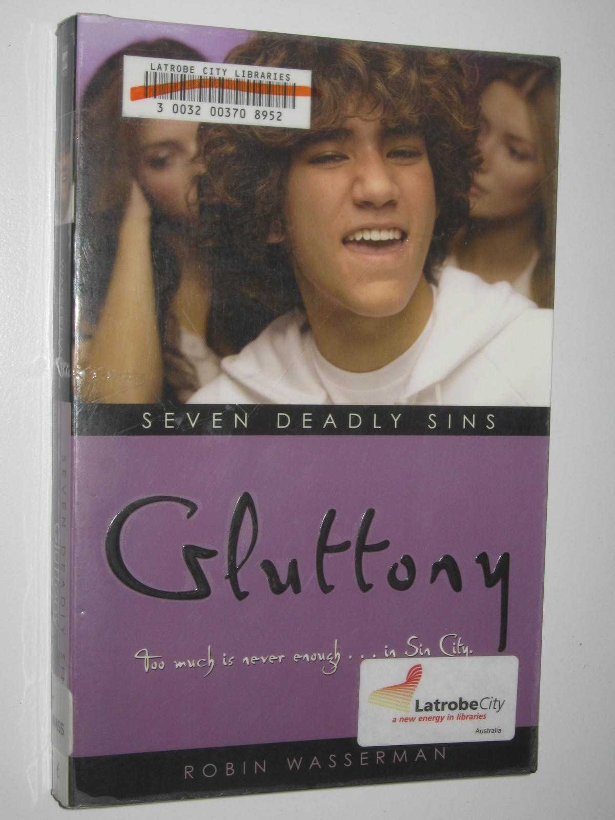 Image for Gluttony - Seven Deadly Sins Series #6