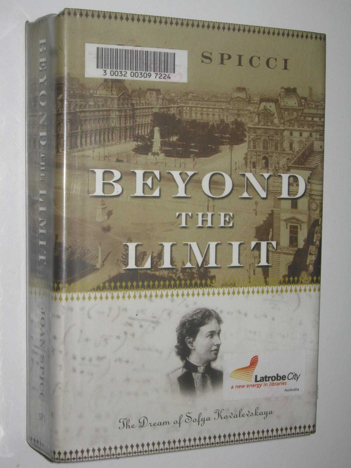 Image for Beyond The Limit : The dream of Sofya Kovalevskaya