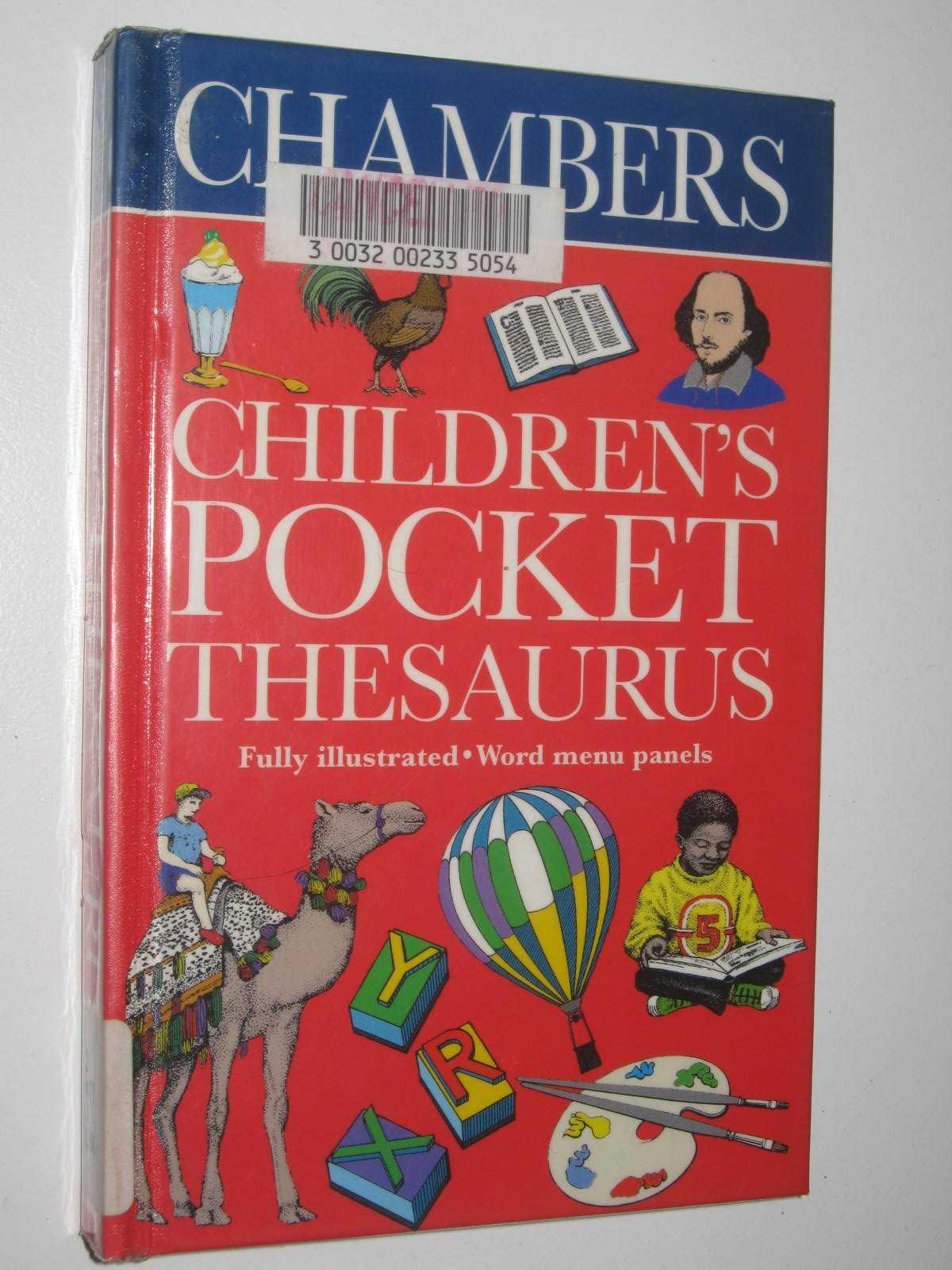 Image for Chambers Children's Pocket Thesaurus